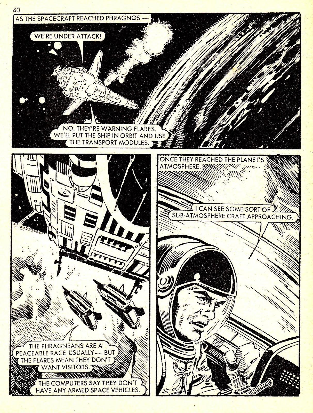 Starblazer issue 140 - Page 40