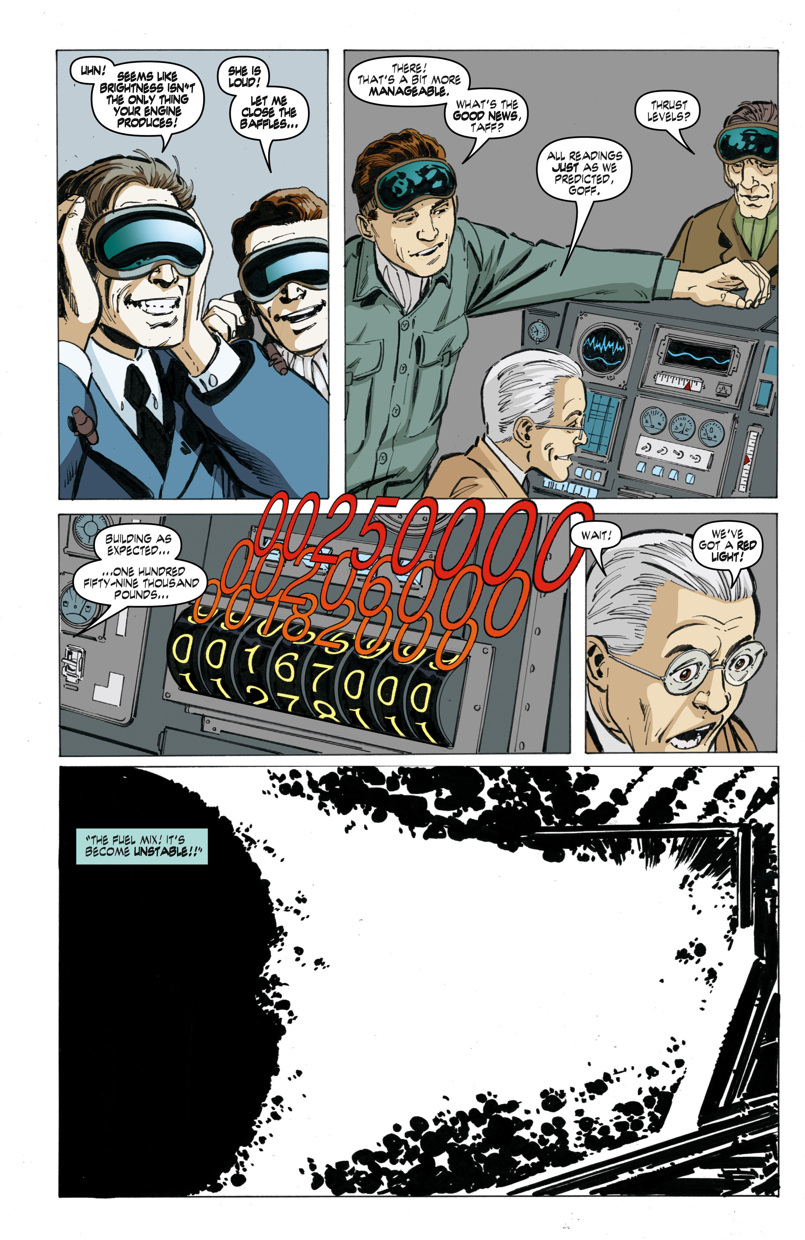Read online Cold War comic -  Issue # TPB - 39