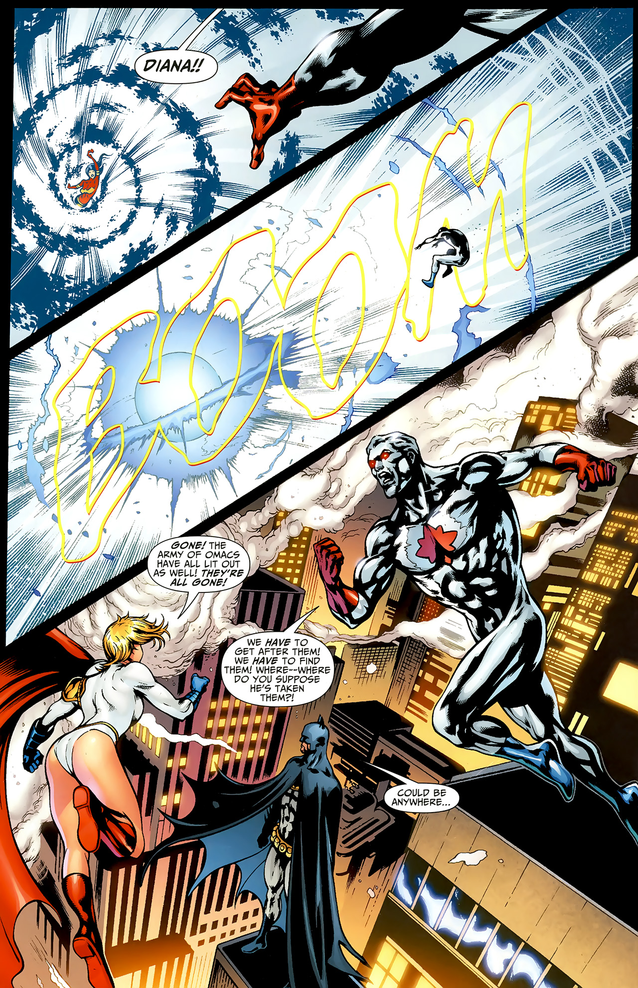 Read online Justice League: Generation Lost comic -  Issue #23 - 9