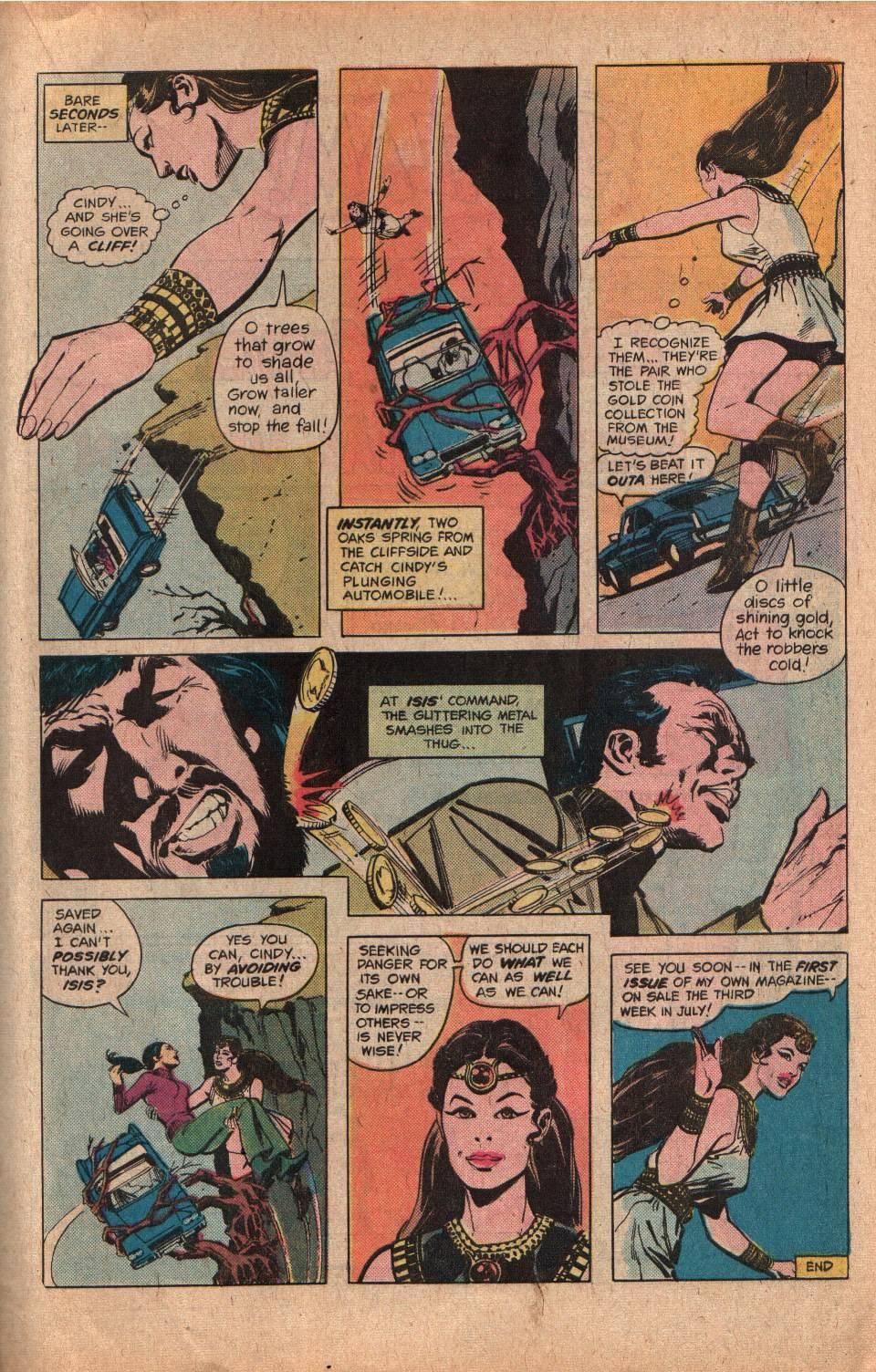 Read online Shazam! (1973) comic -  Issue #25 - 21