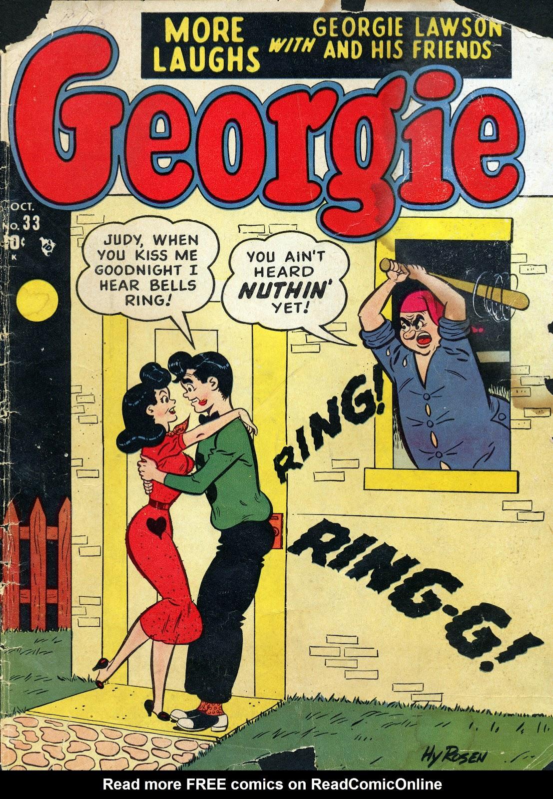 Georgie Comics (1949) 33 Page 1