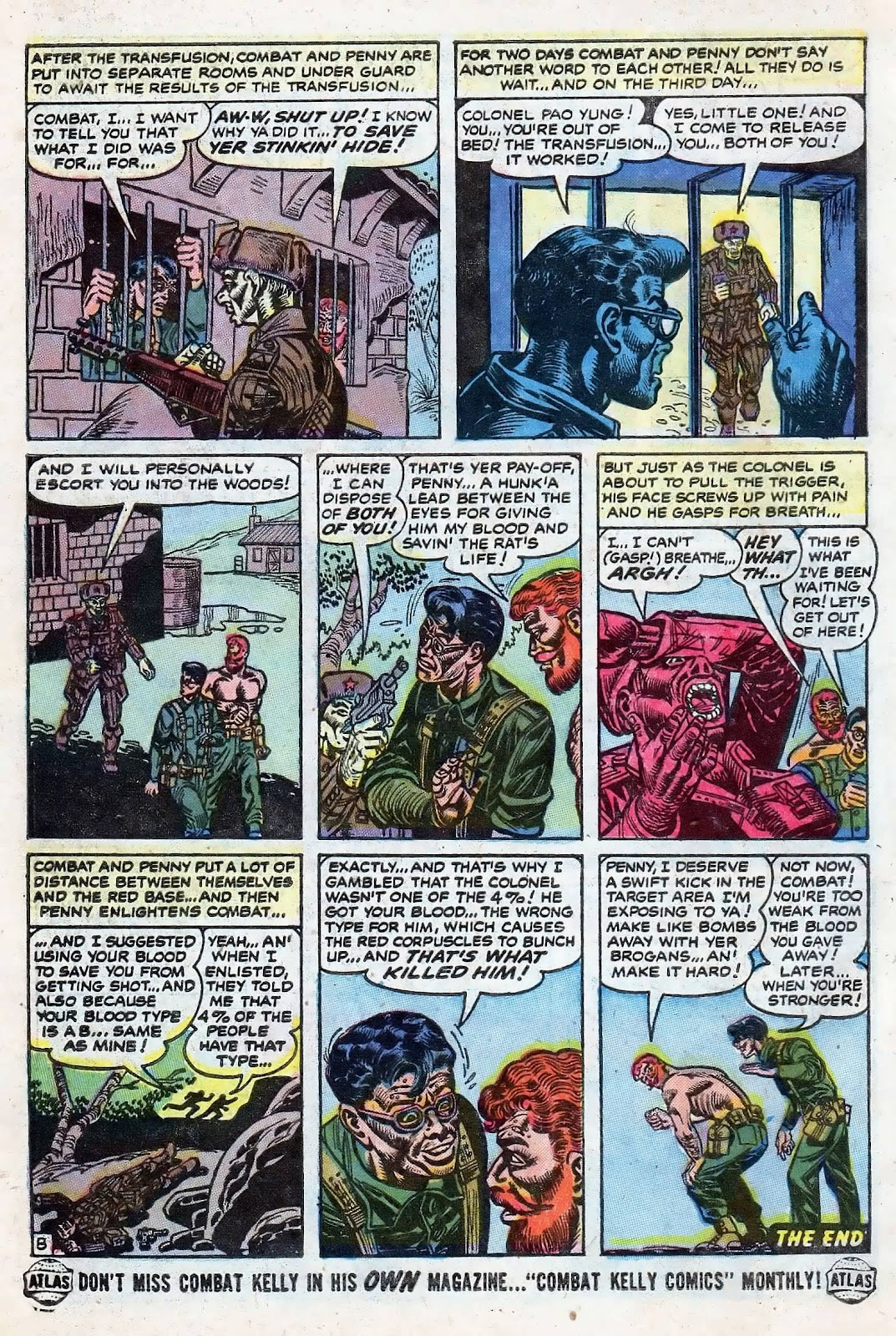 Combat (1952) issue 8 - Page 10