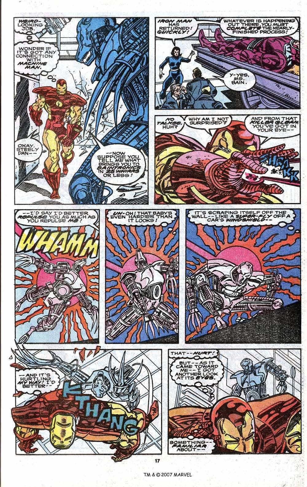Iron Man Annual issue 11 - Page 19