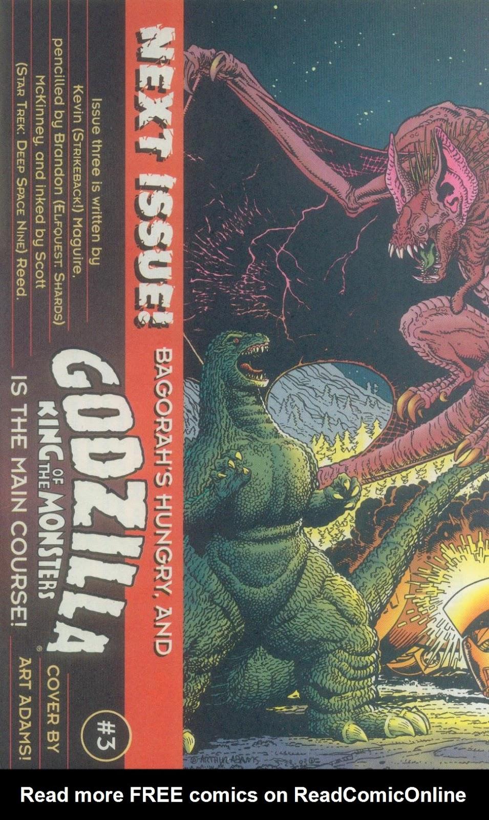 Godzilla (1995) Issue #2 #3 - English 28
