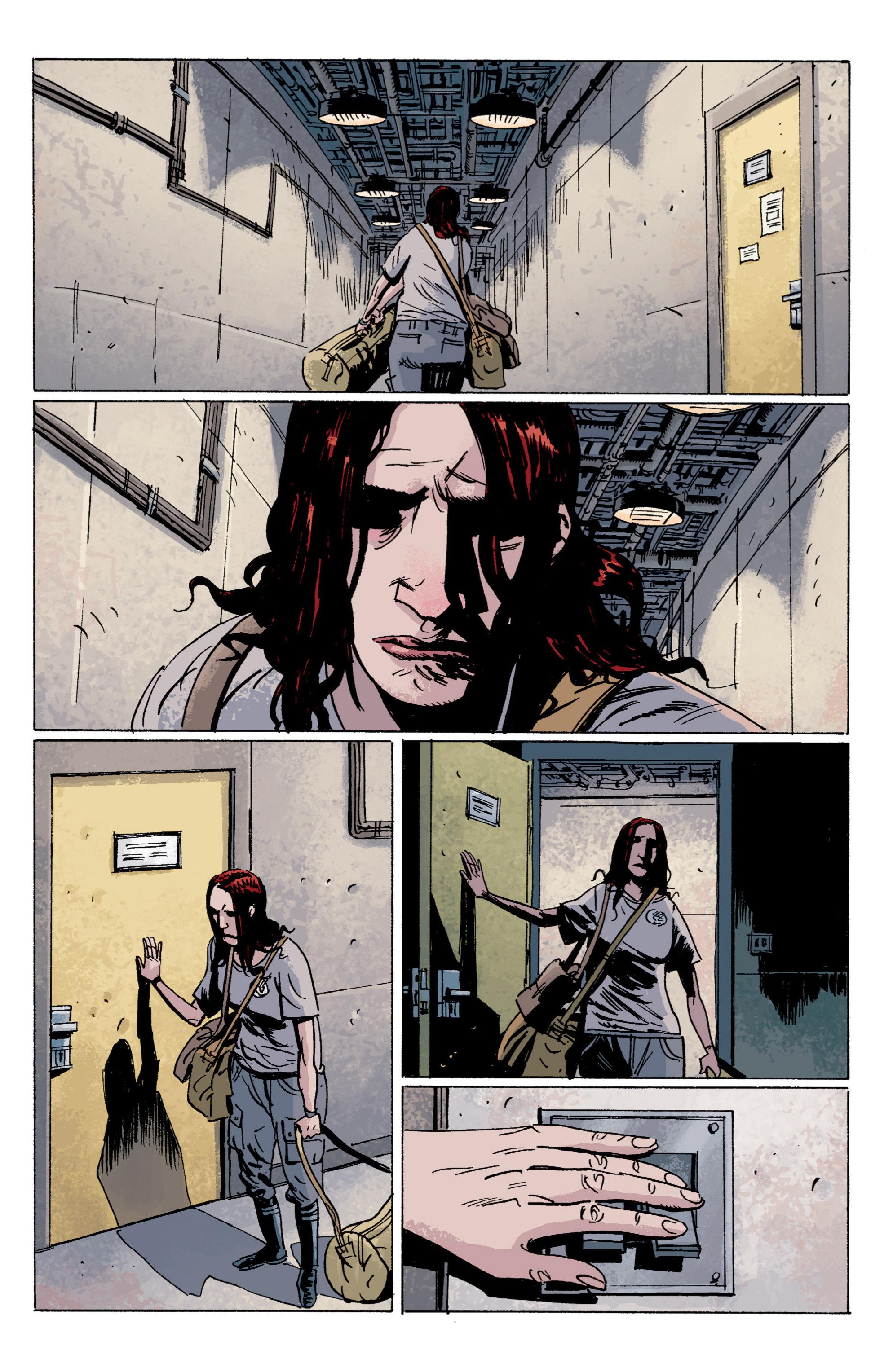 Read online B.P.R.D. (2003) comic -  Issue # TPB 5 - 86