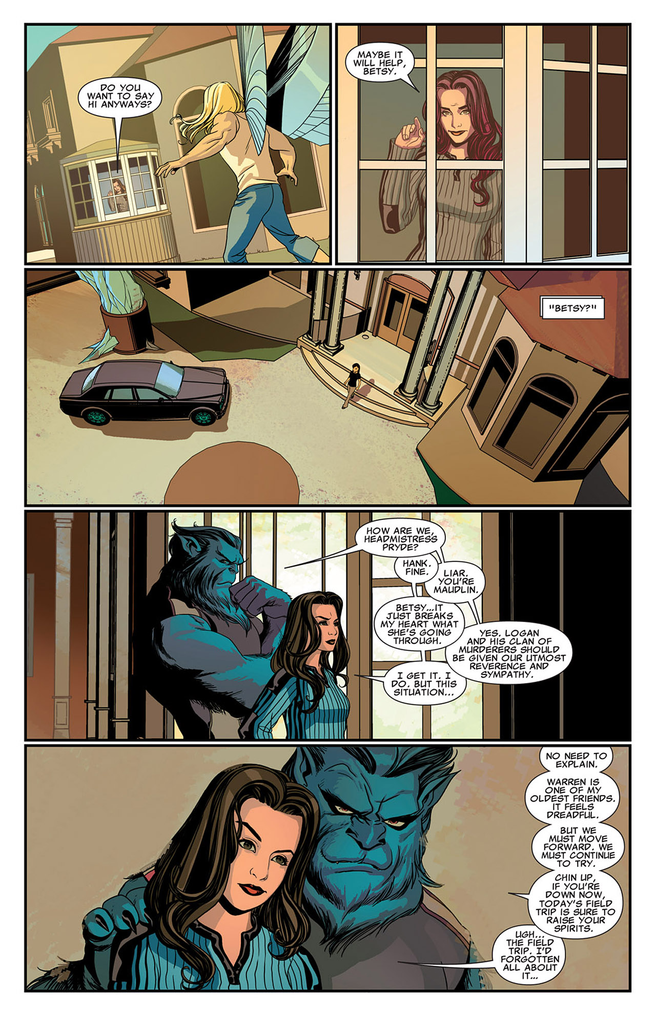 Uncanny X-Force (2010) #25 #27 - English 15