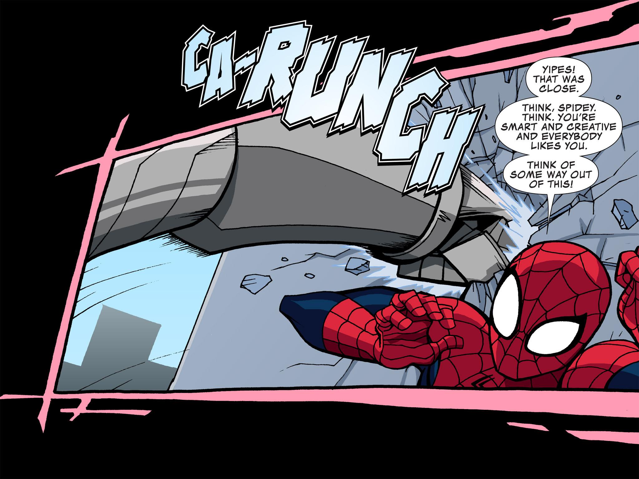 Read online Ultimate Spider-Man (Infinite Comics) (2015) comic -  Issue #3 - 14
