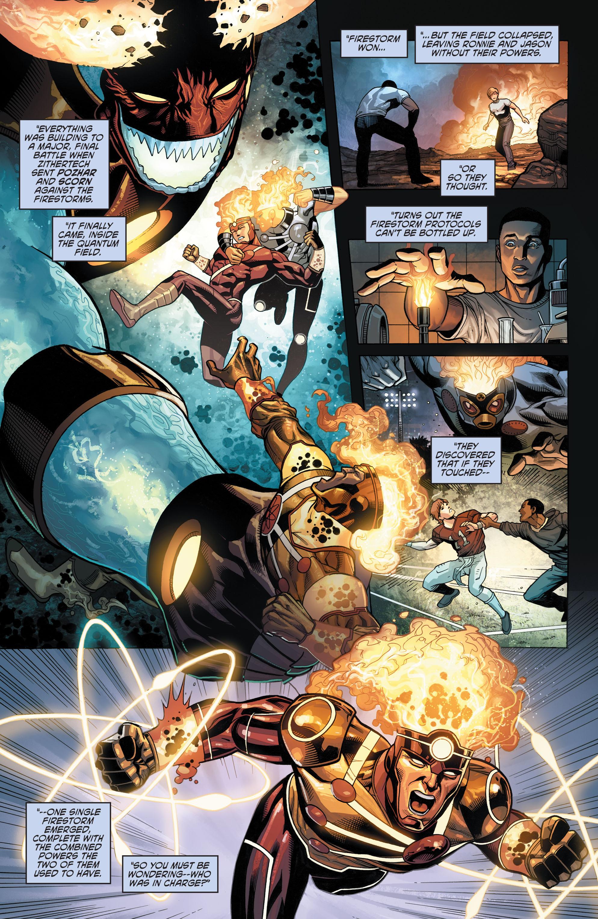 Read online Secret Origins (2014) comic -  Issue #10 - 20
