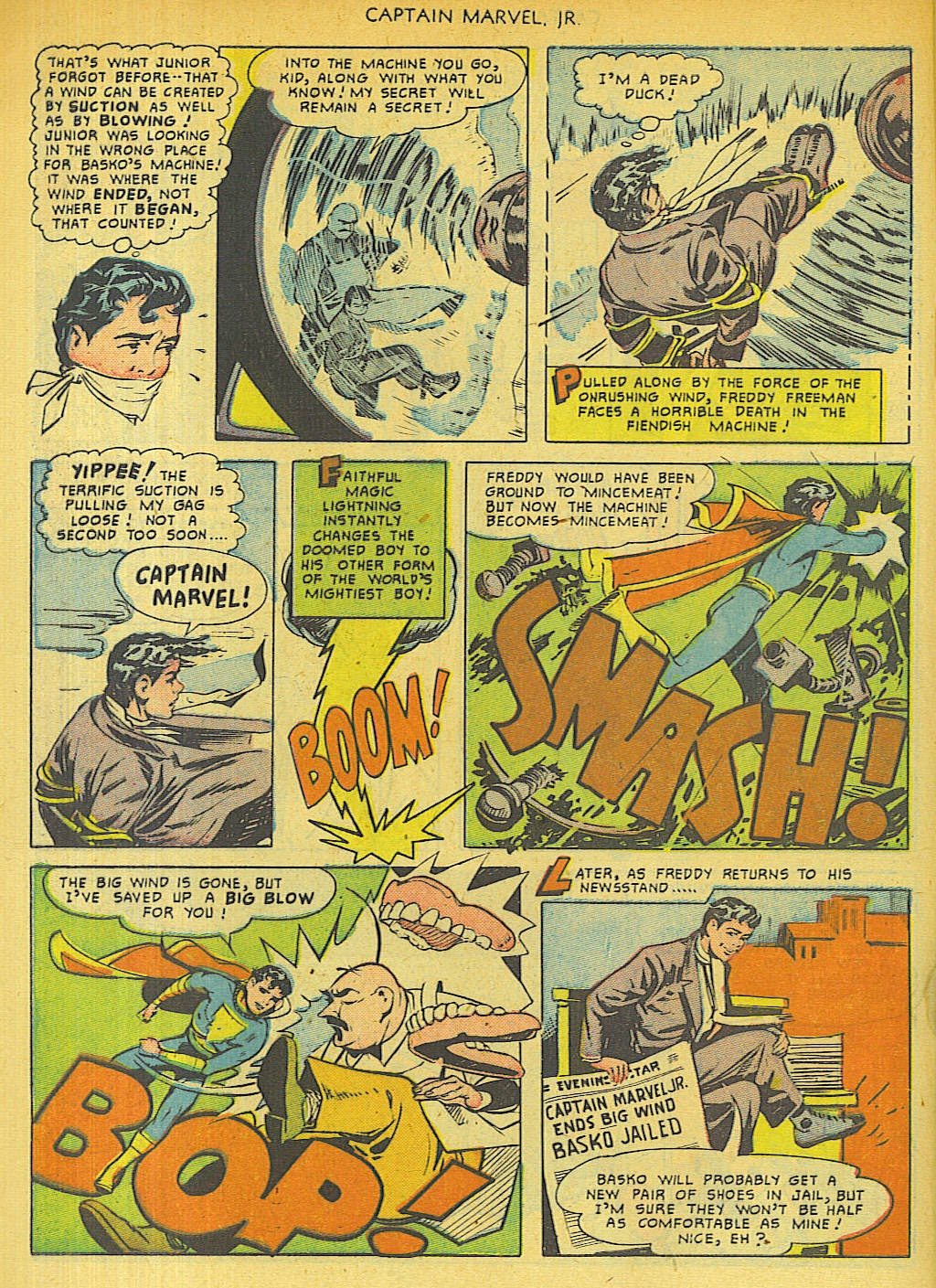 Captain Marvel, Jr. issue 96 - Page 32