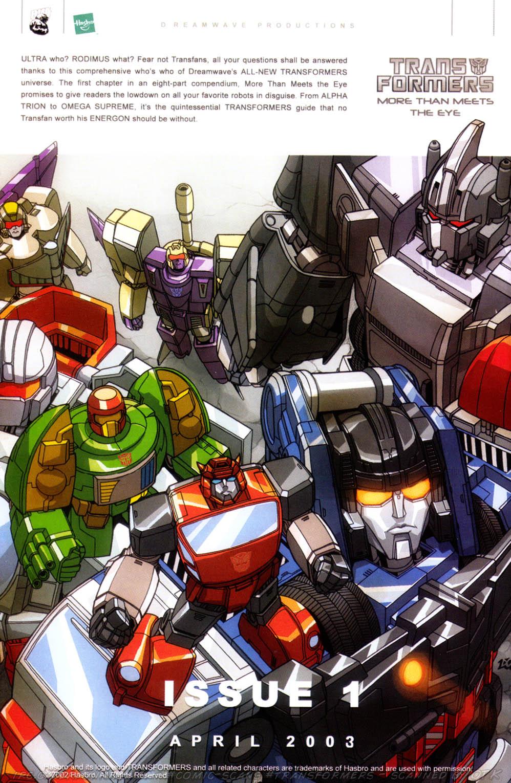 Read online Transformers Armada comic -  Issue #8 - 27