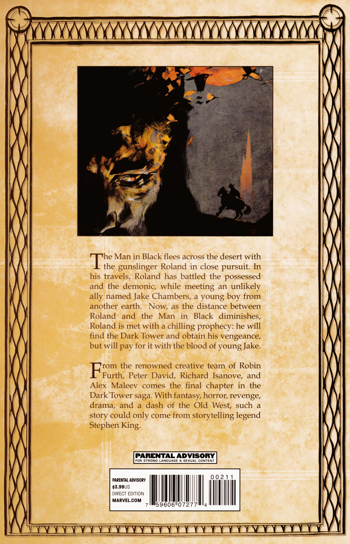 Read online Dark Tower: The Gunslinger - The Man in Black comic -  Issue #2 - 31