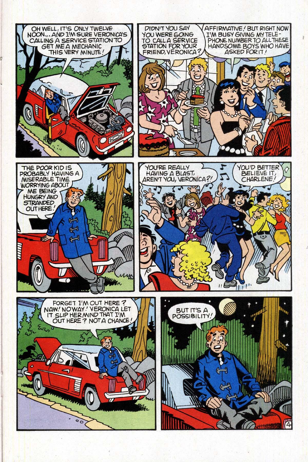 Read online Archie (1960) comic -  Issue #531 - 18