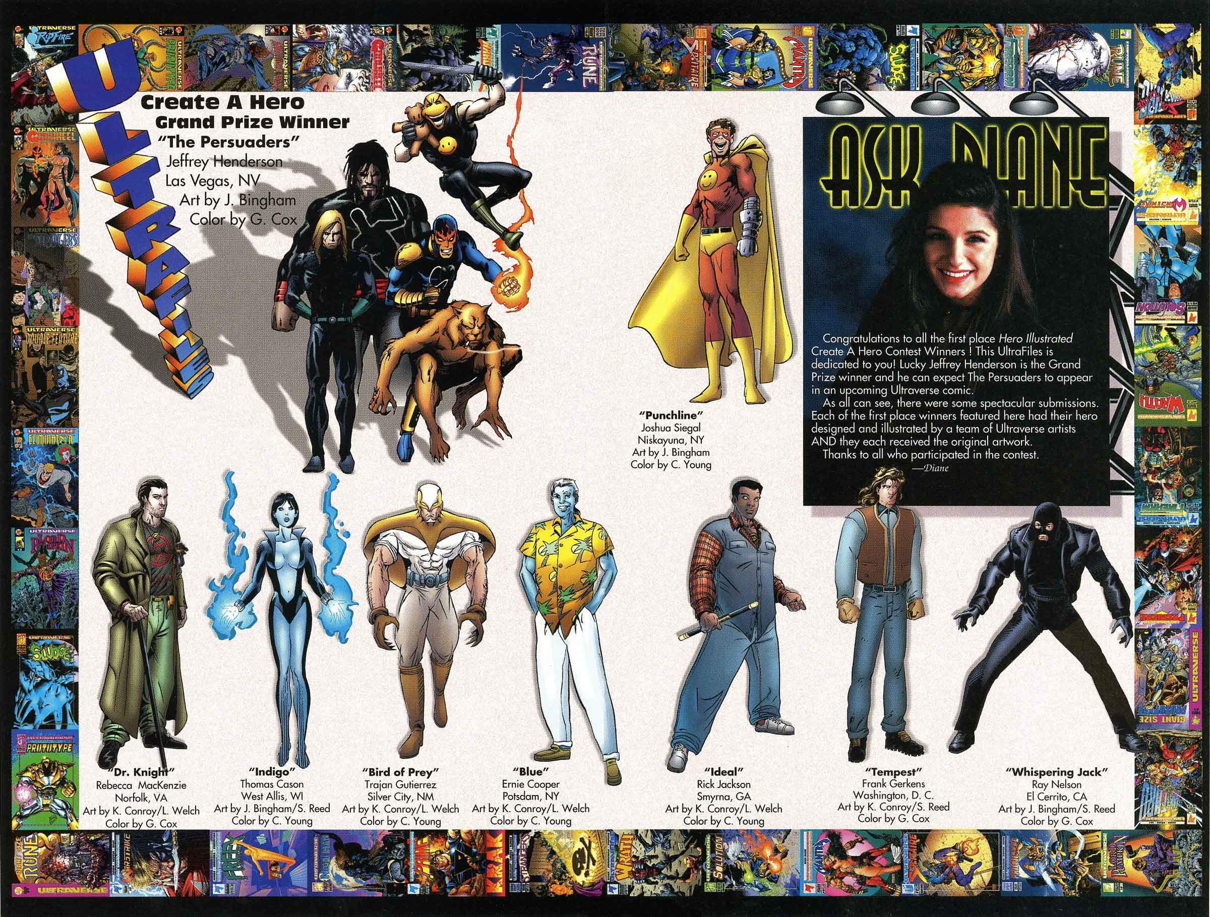 Read online Rune (1994) comic -  Issue #7 - 28