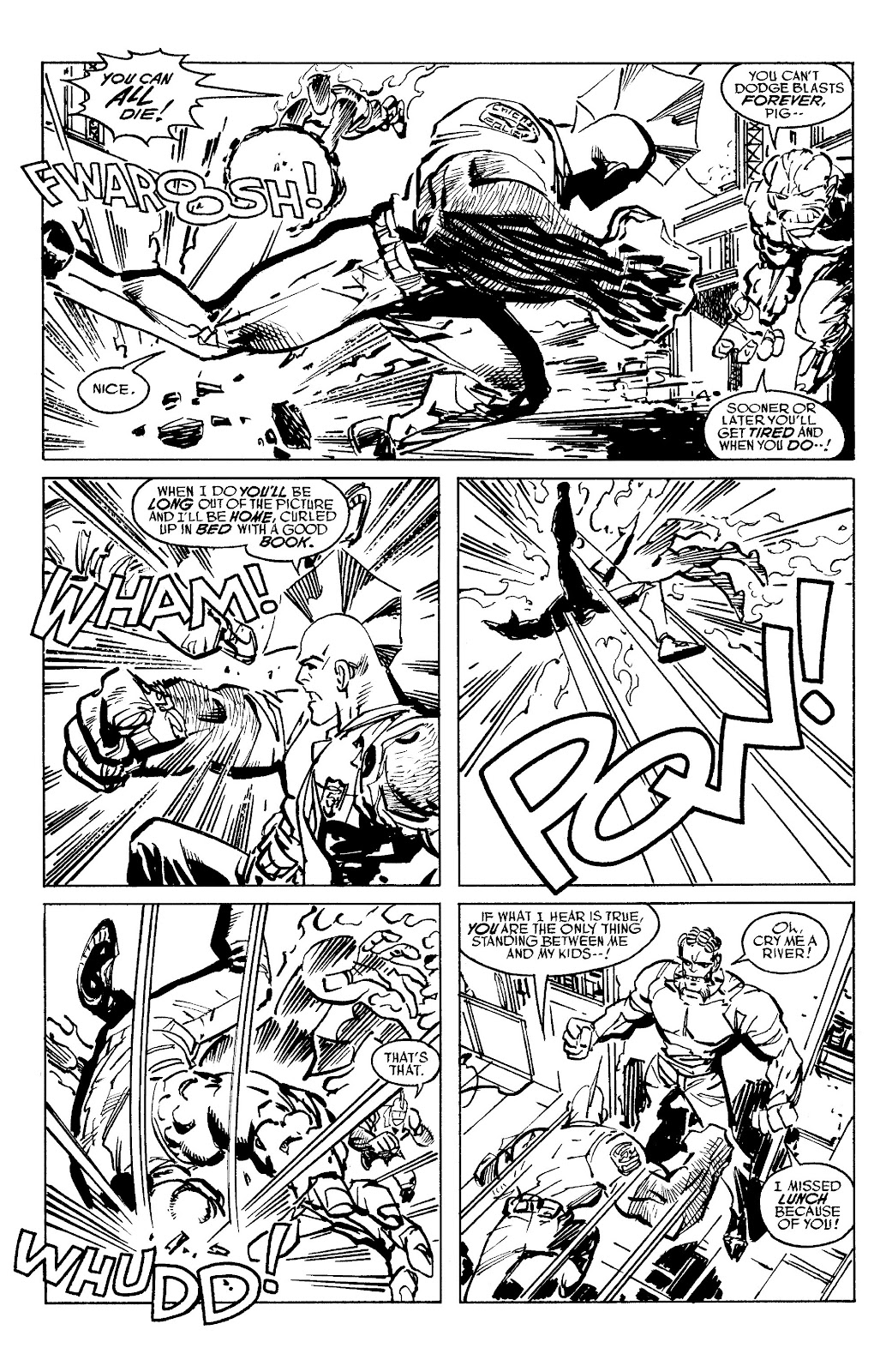 Read online Savage Dragon Archives comic -  Issue # TPB 6 (Part 5) - 15
