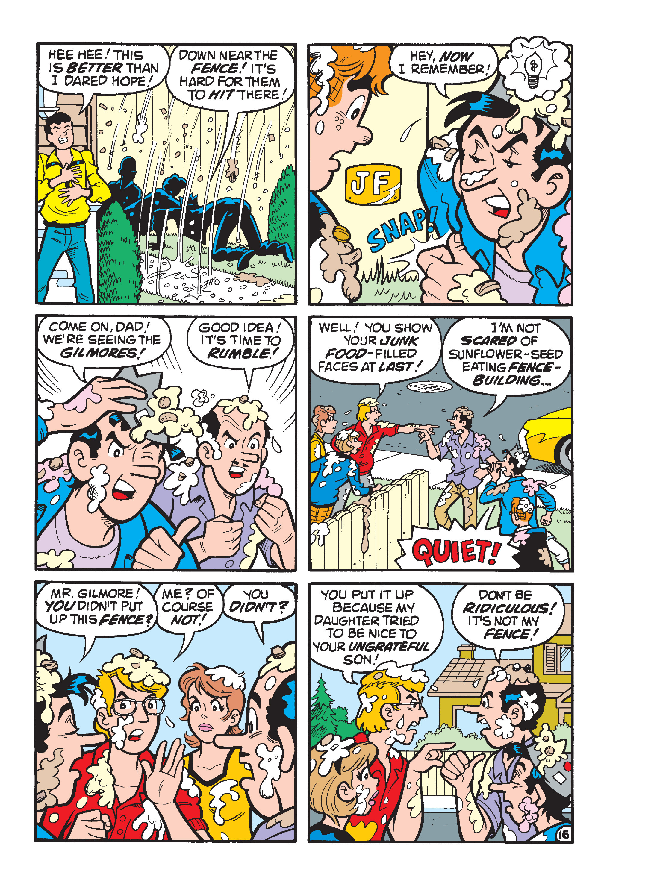 Read online Archie 1000 Page Comics Blowout! comic -  Issue # TPB (Part 3) - 1
