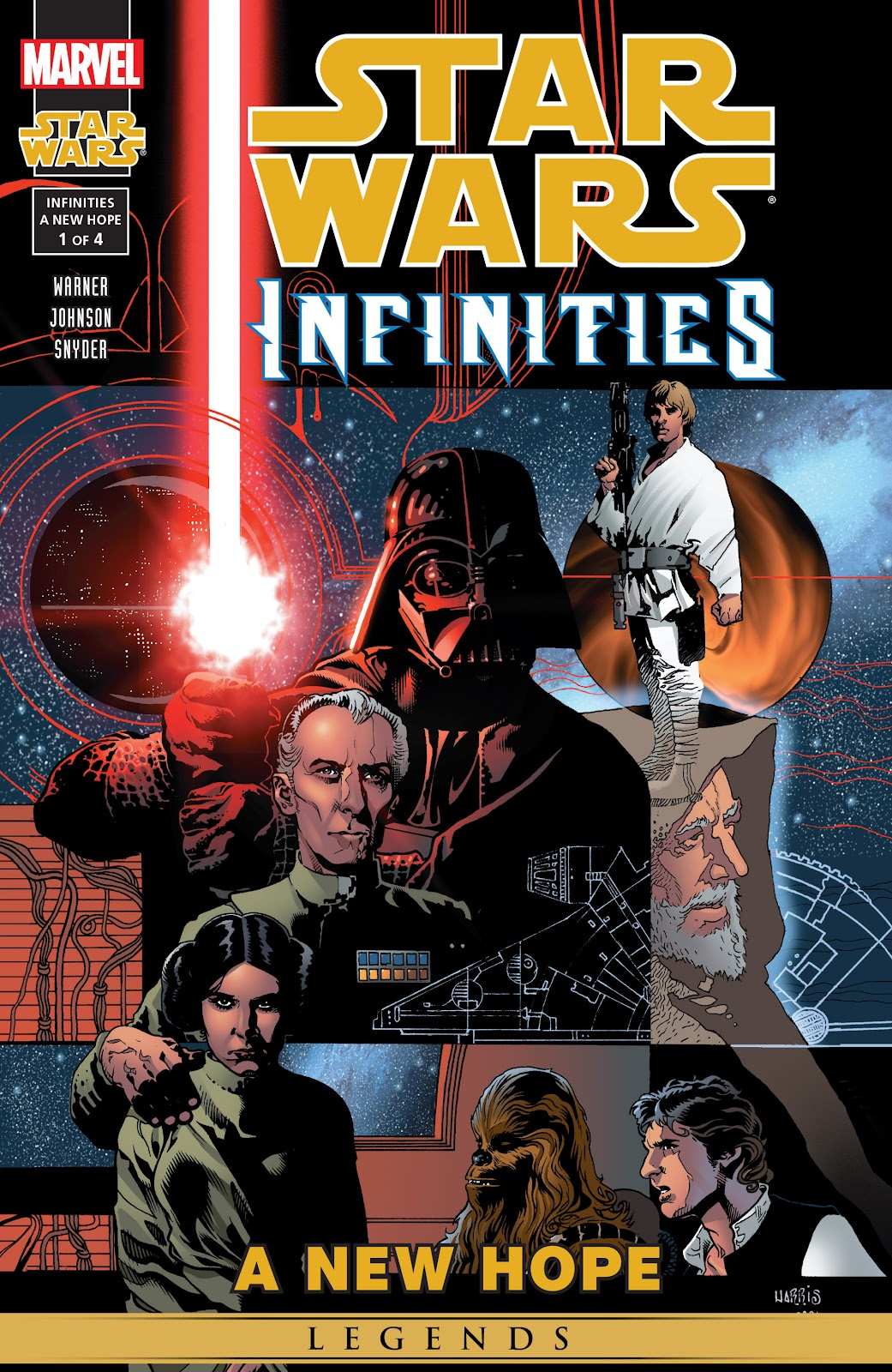 Read online Star Wars Legends: Infinities - Epic Collection comic -  Issue # TPB (Part 1) - 5