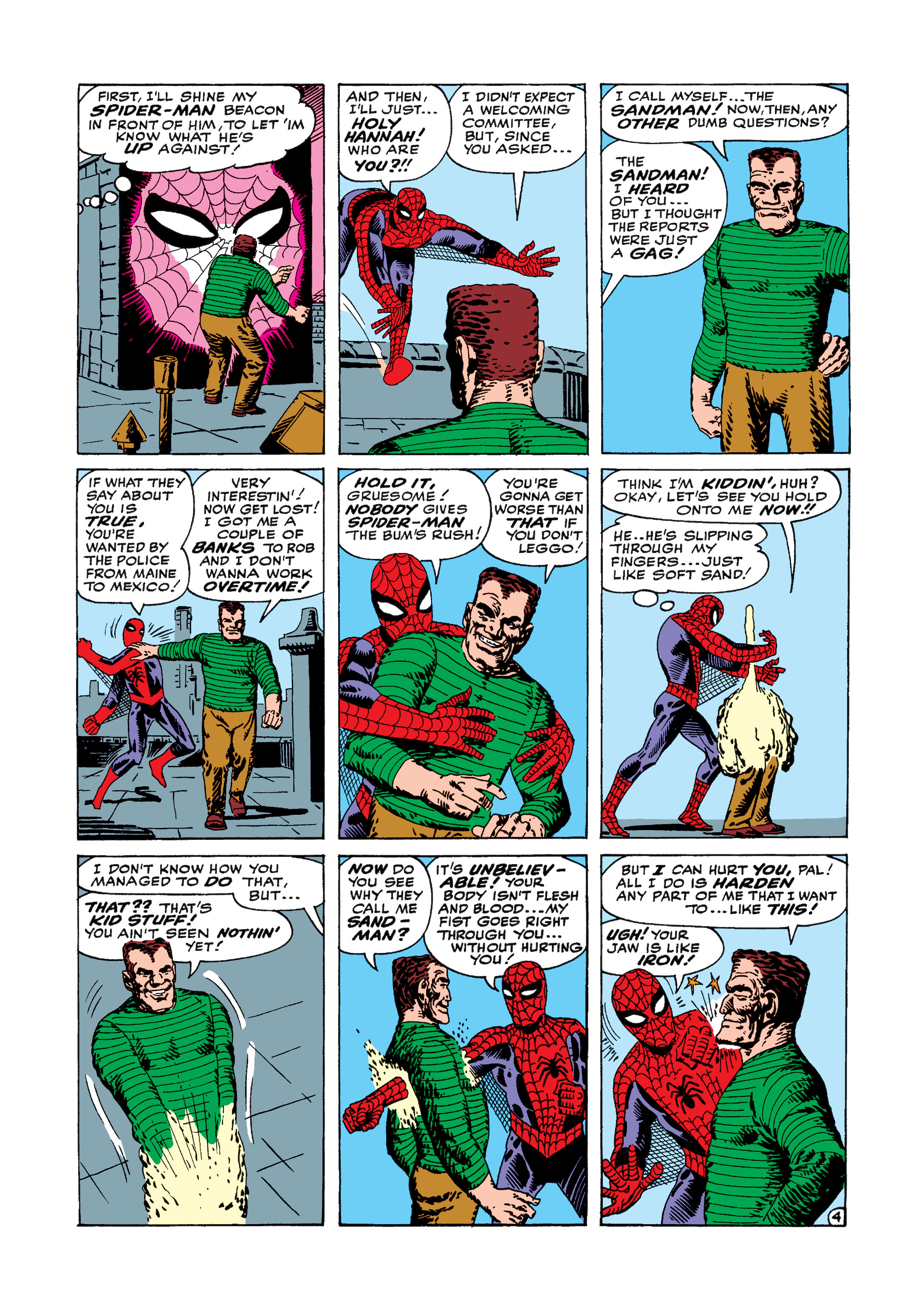 The Amazing Spider-Man (1963) 4 Page 4