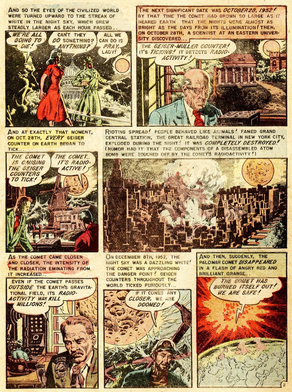 Weird Fantasy (1951) issue 13 - Page 4