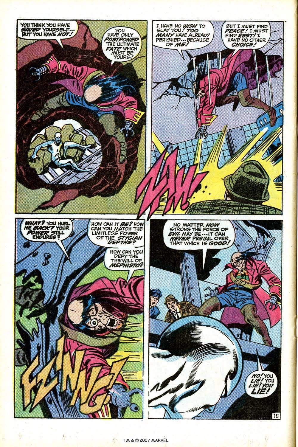 Silver Surfer (1968) Issue #9 #9 - English 24