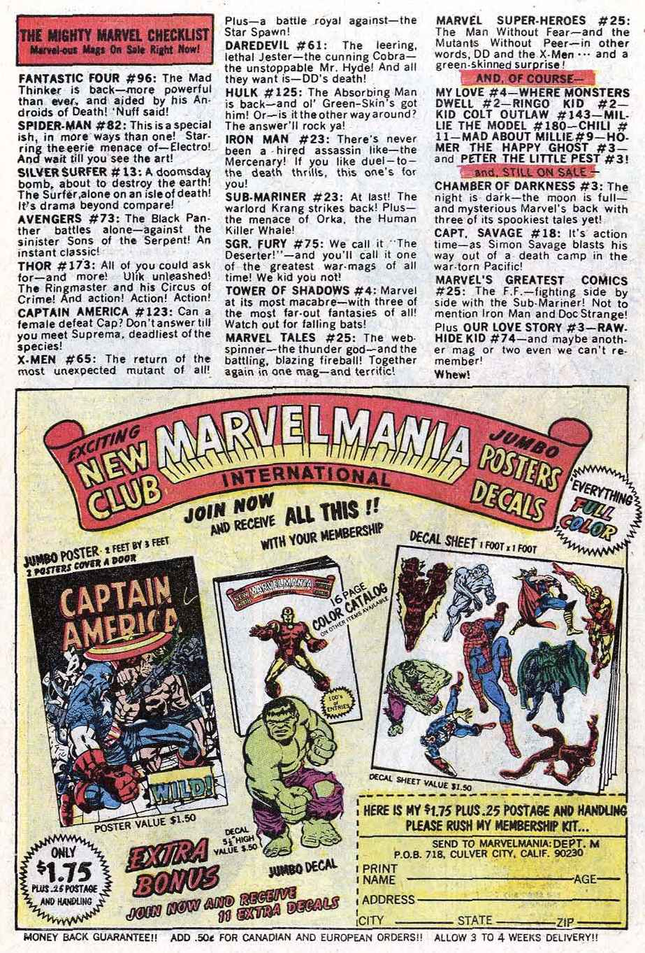 The Avengers (1963) 74 Page 9