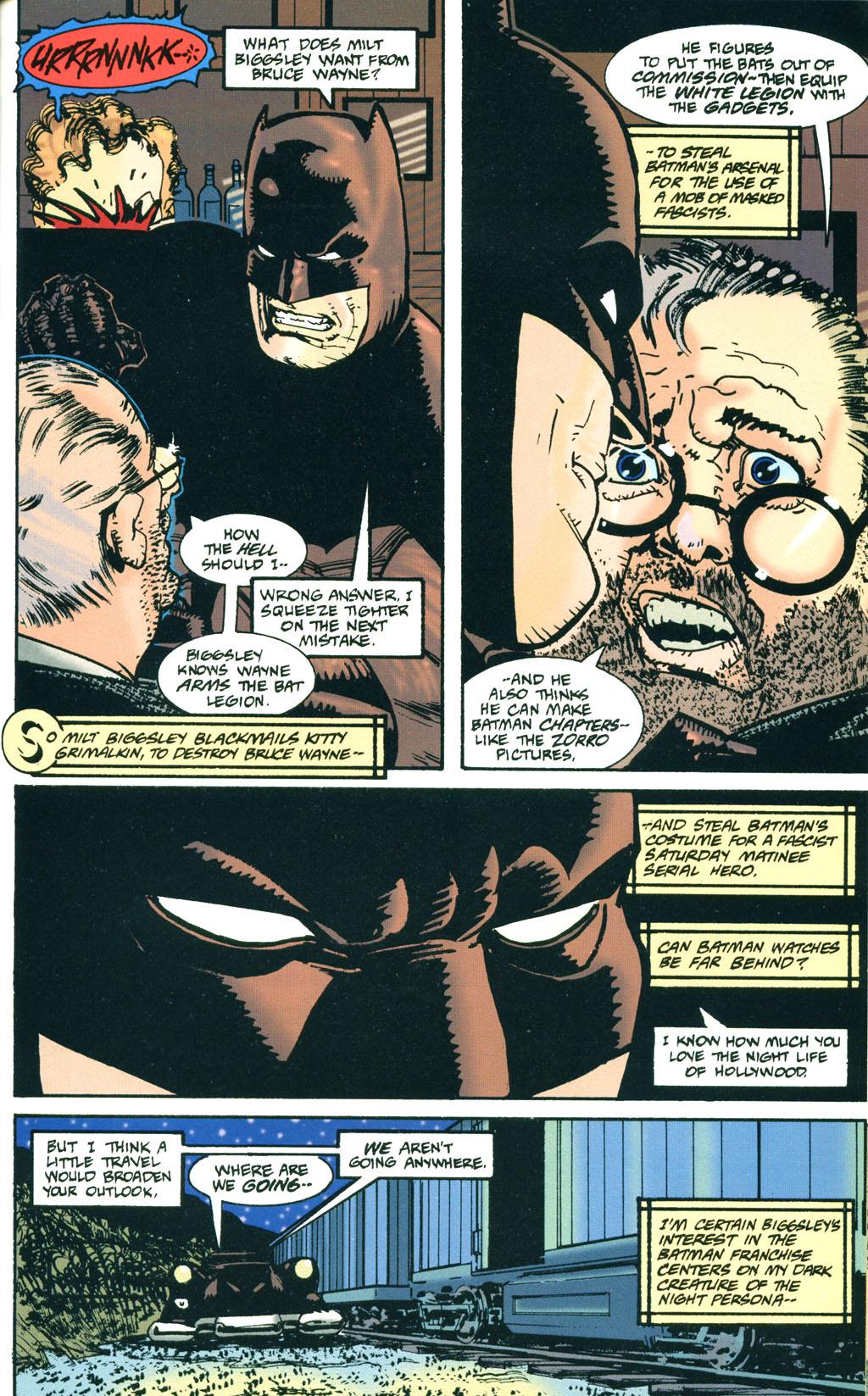 Read online Batman: Dark Allegiances comic -  Issue # Full - 45