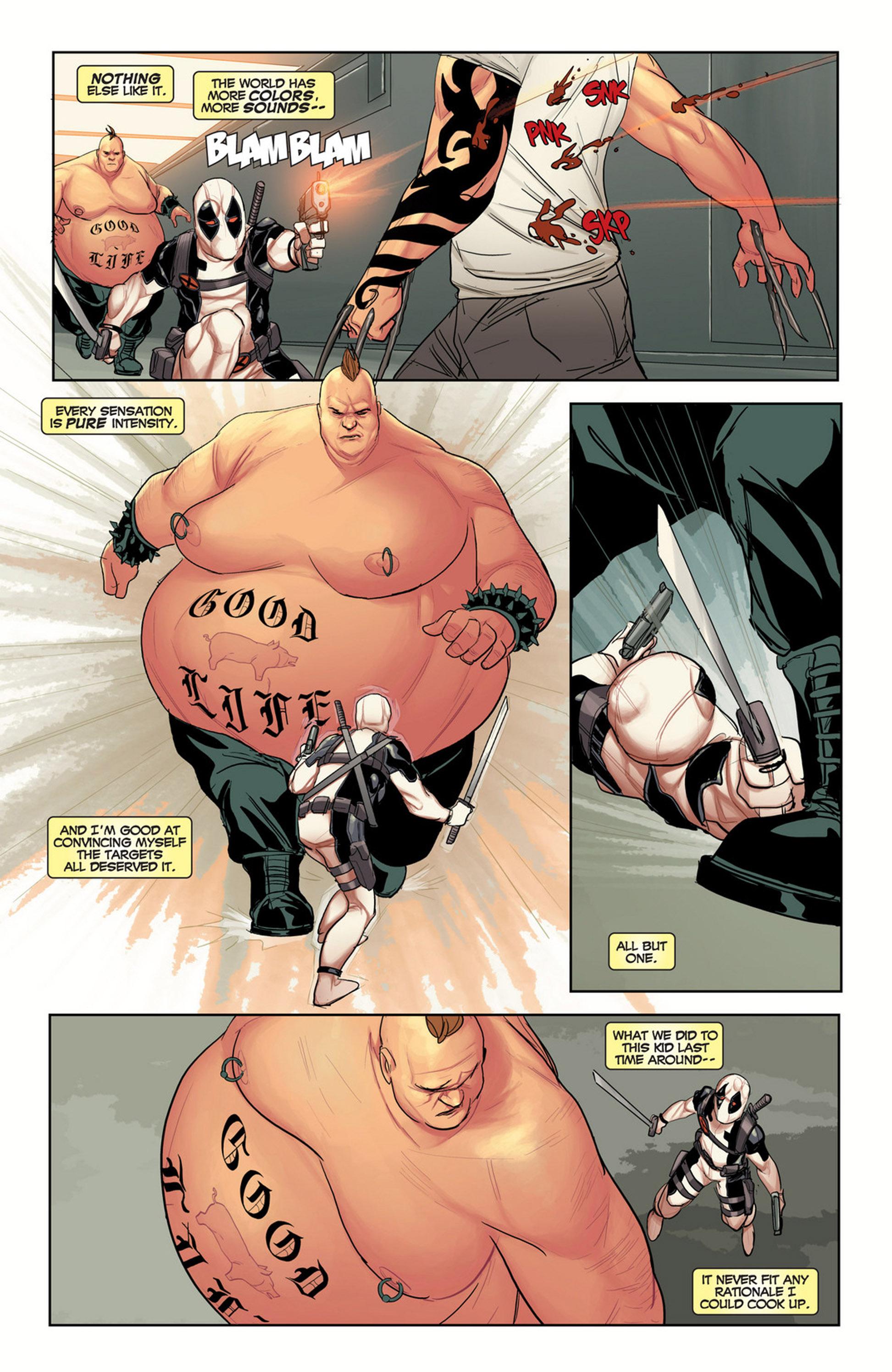 Uncanny X-Force (2010) #32 #34 - English 10