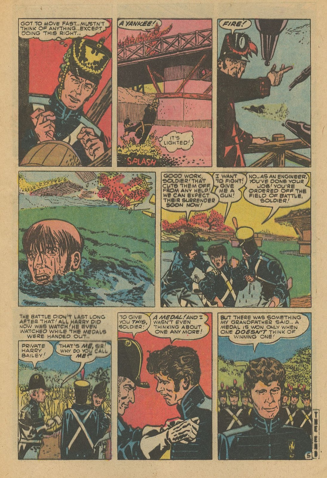 War Is Hell (1973) issue 5 - Page 8