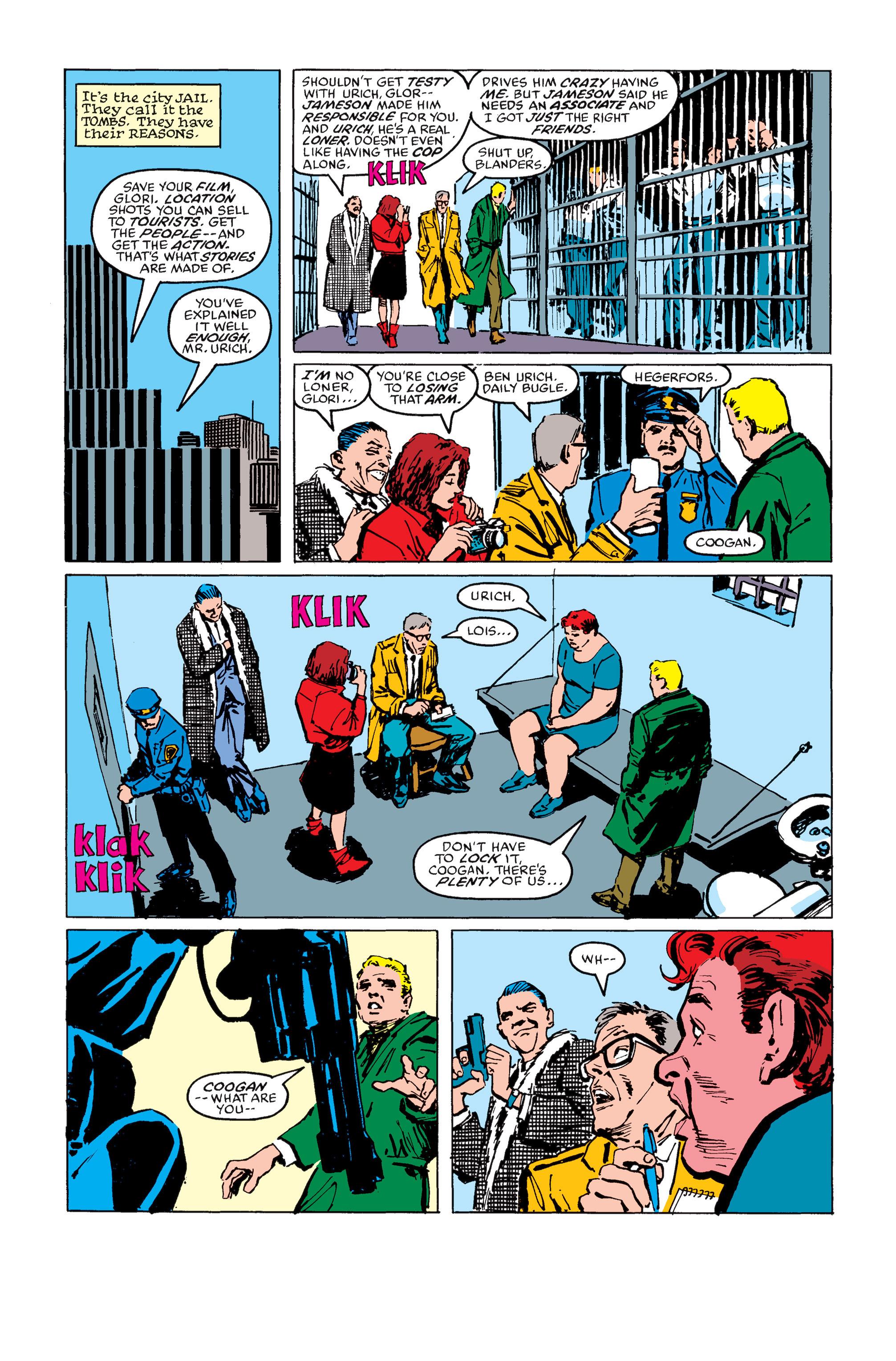 Read online Daredevil: Born Again comic -  Issue # Full - 158