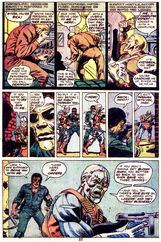 Read online Astonishing Tales (1970) comic -  Issue #28 - 12