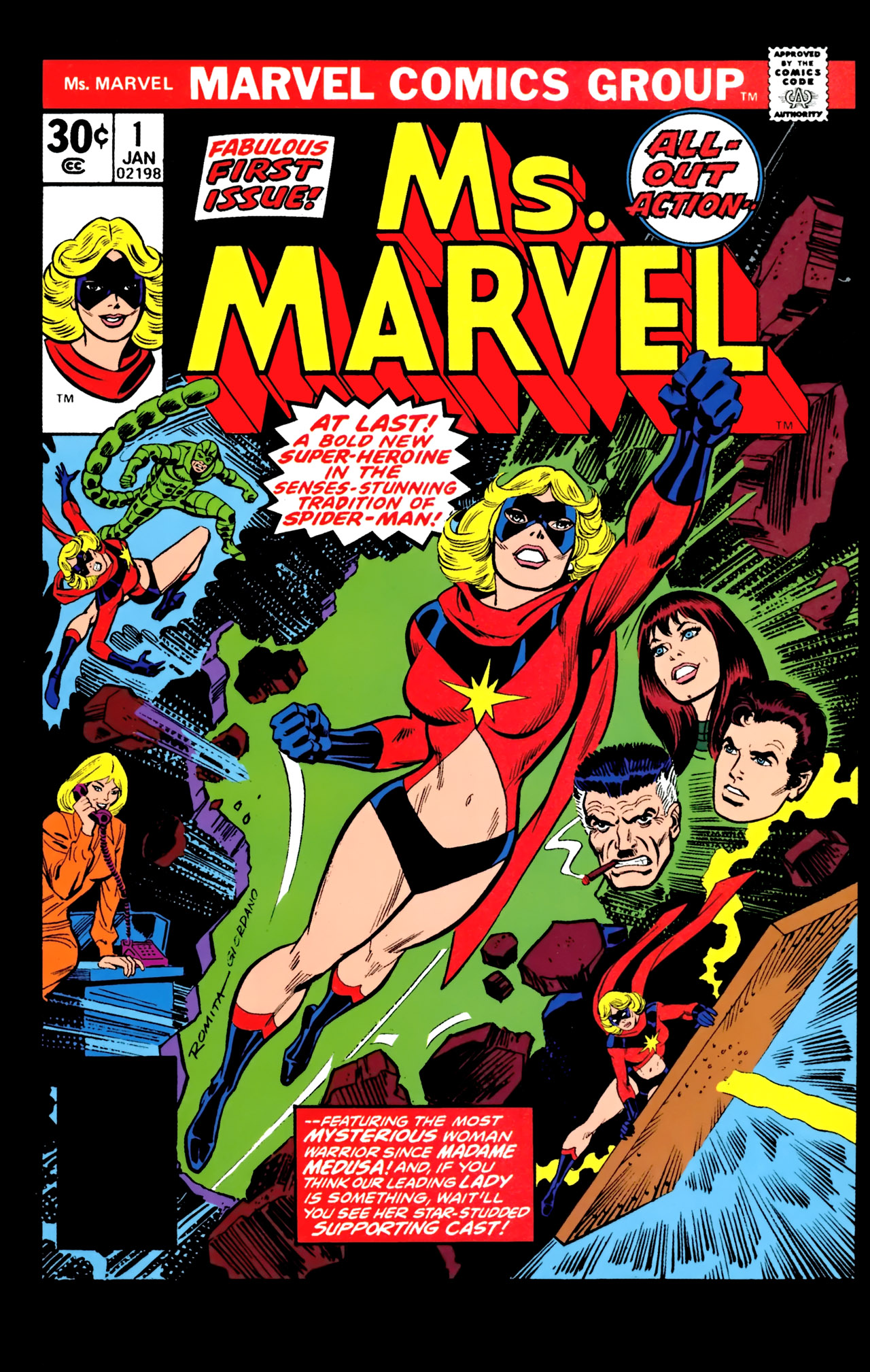 Read online Giant-Size Ms. Marvel comic -  Issue # Full - 37