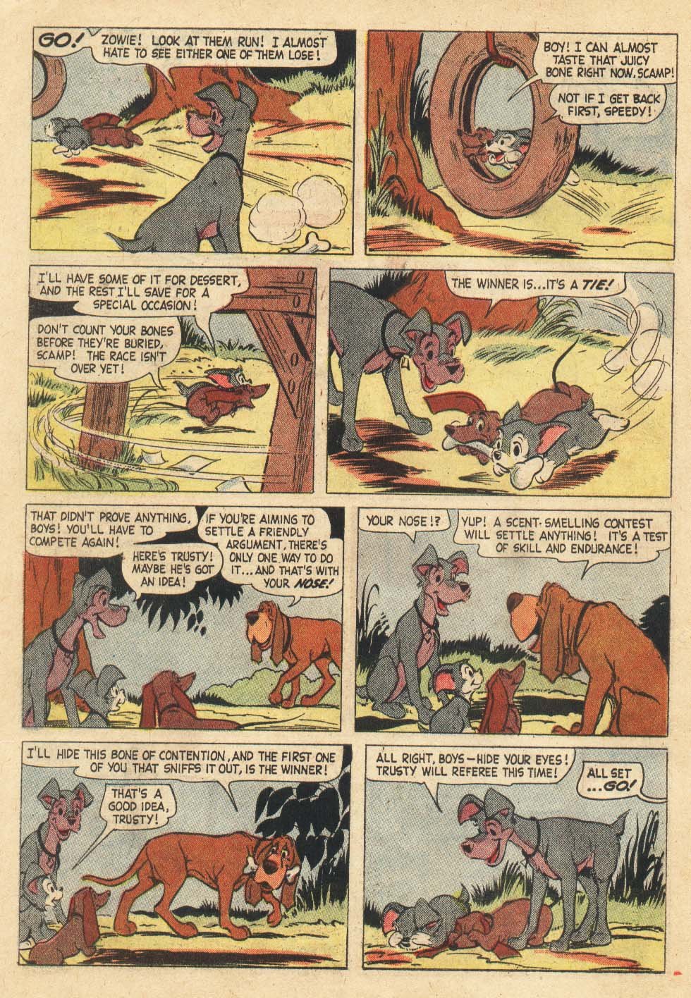 Walt Disney's Comics and Stories issue 225 - Page 13