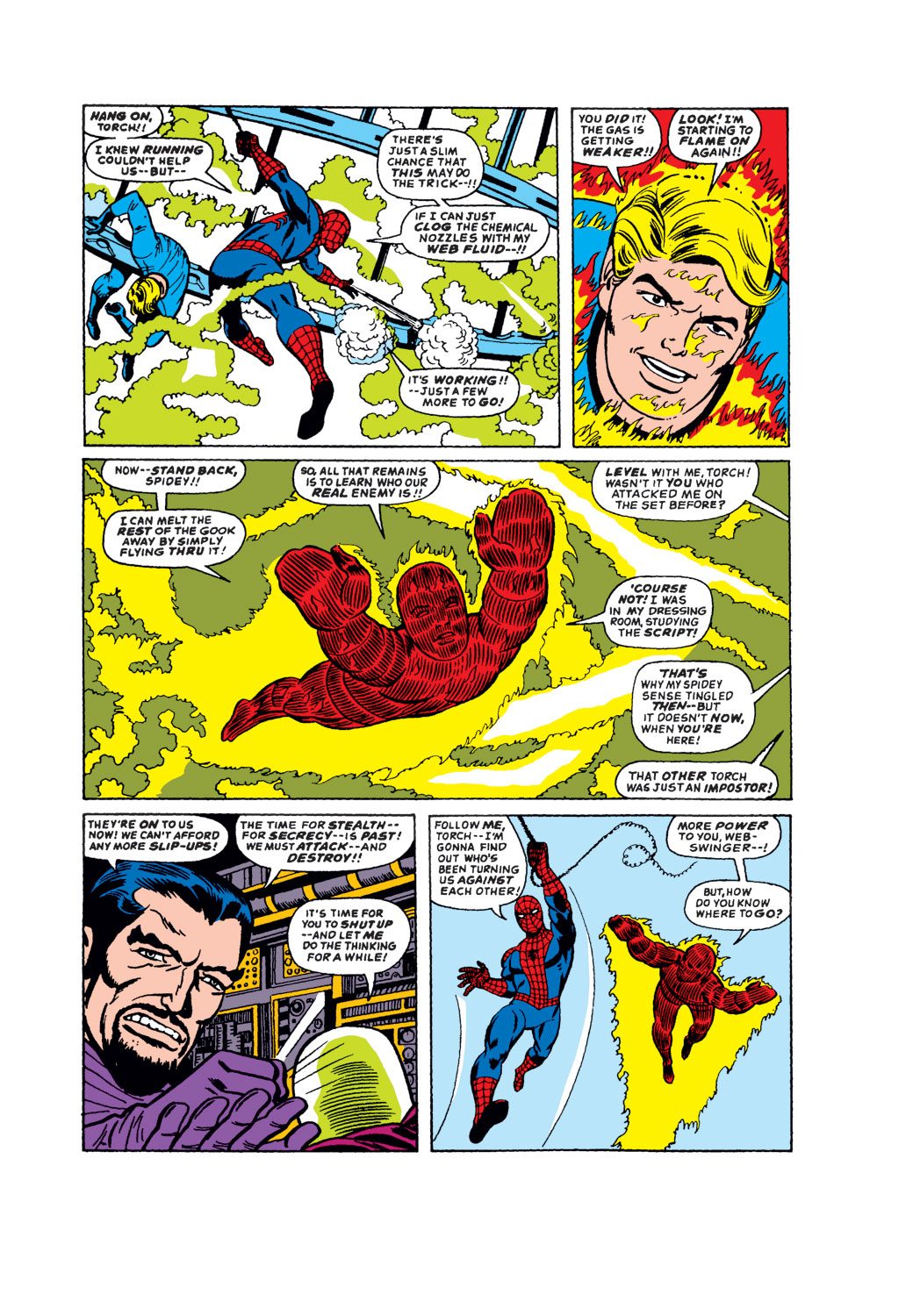The Amazing Spider-Man (1963) _Annual_4 Page 26