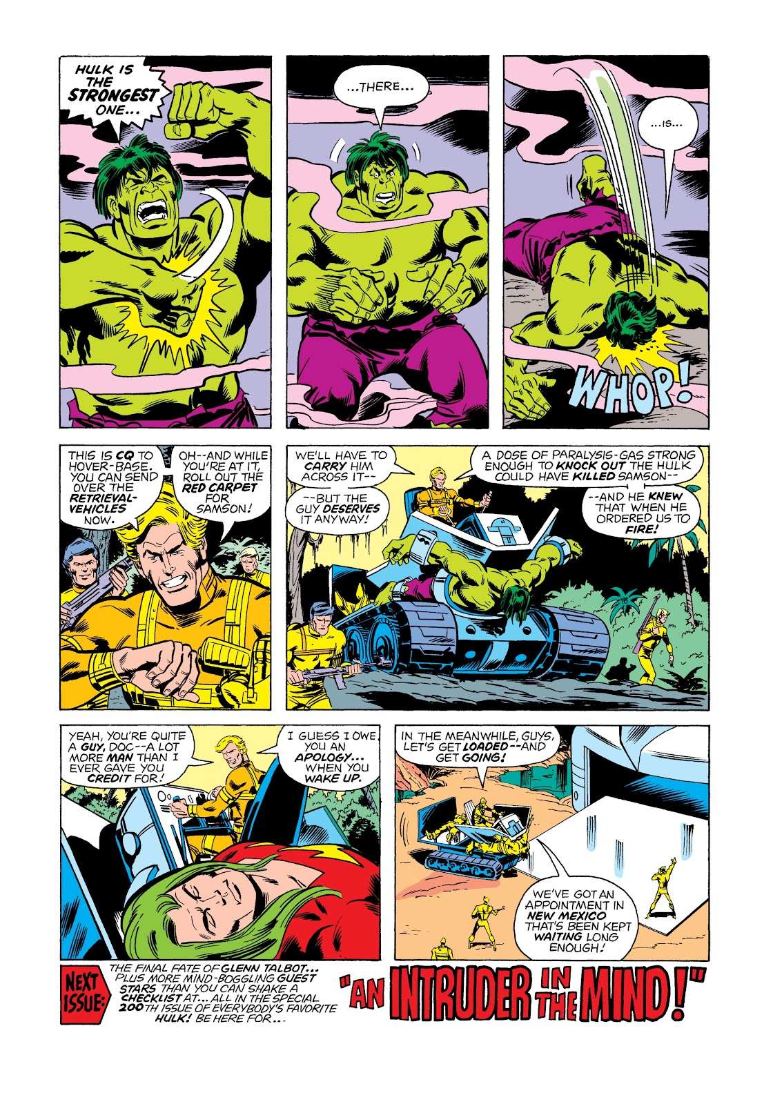 Read online Marvel Masterworks: The Incredible Hulk comic -  Issue # TPB 12 (Part 1) - 99