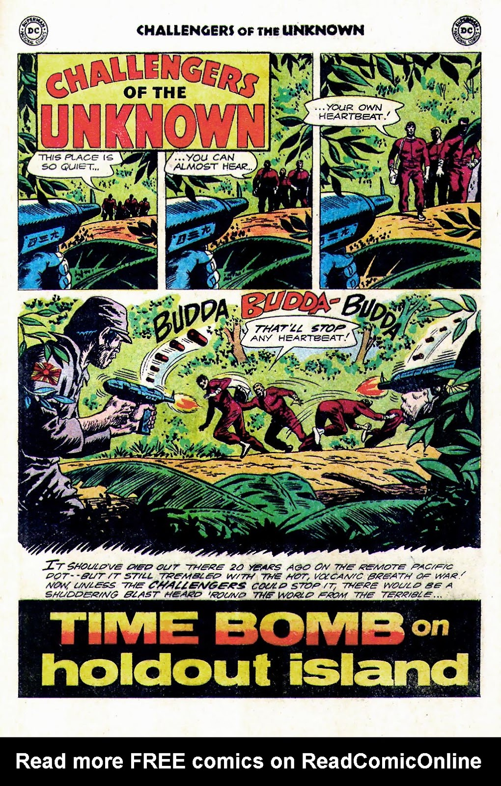 Challengers of the Unknown (1958) issue 38 - Page 21