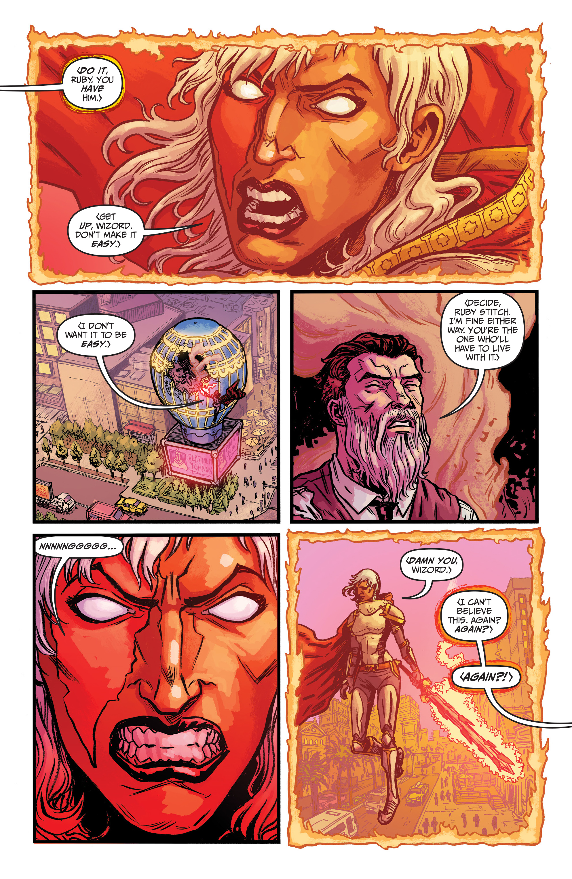 Read online Curse Words comic -  Issue #5 - 21