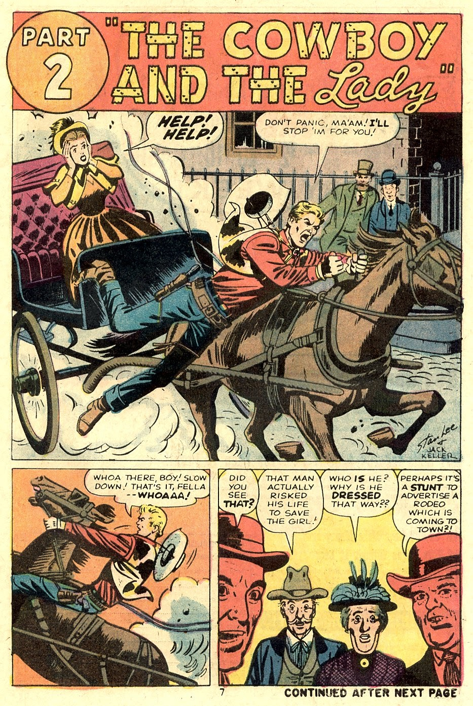Kid Colt Outlaw issue 185 - Page 9
