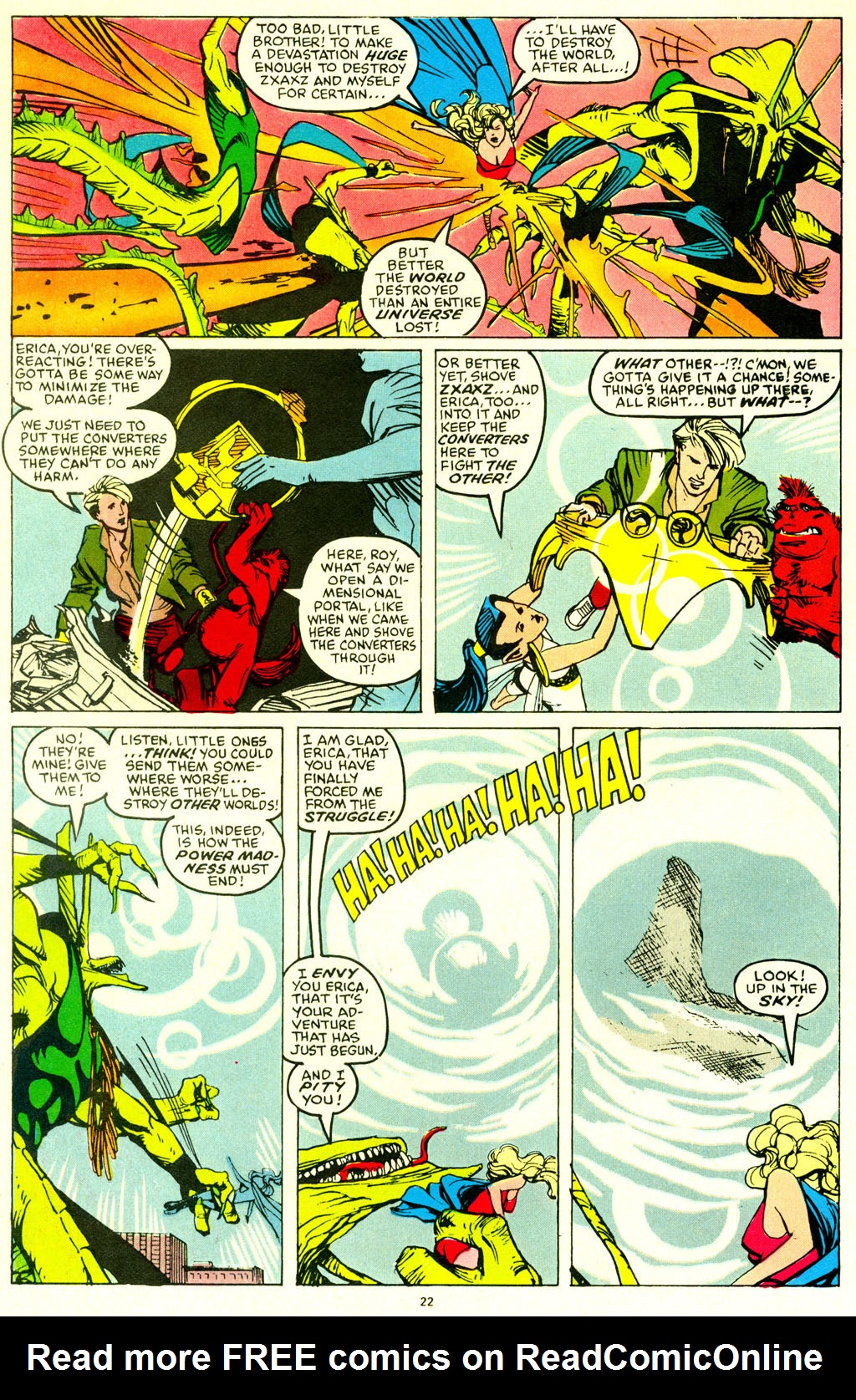 Read online Spellbound comic -  Issue #6 - 23