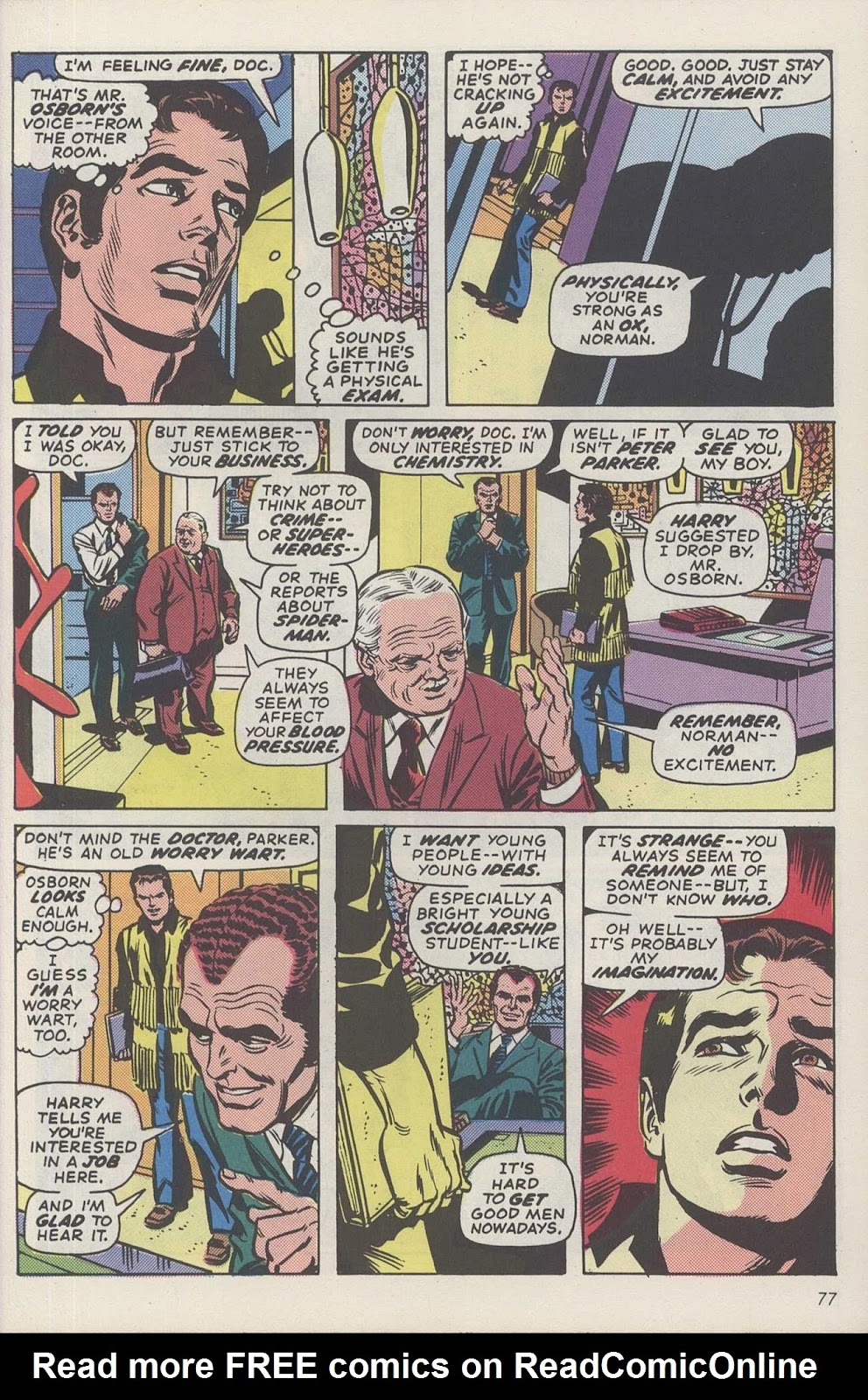 The Amazing Spider-Man (1979) issue TPB - Page 79