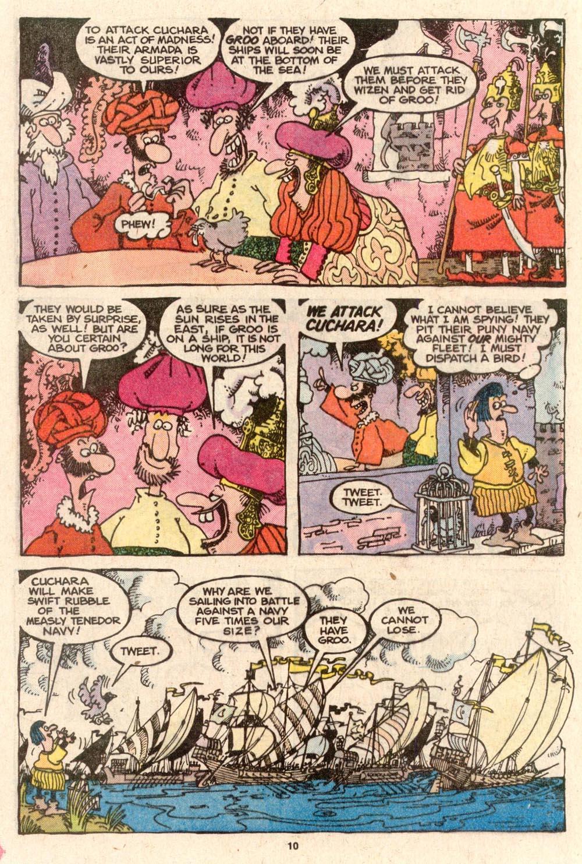 Read online Sergio Aragonés Groo the Wanderer comic -  Issue #54 - 10