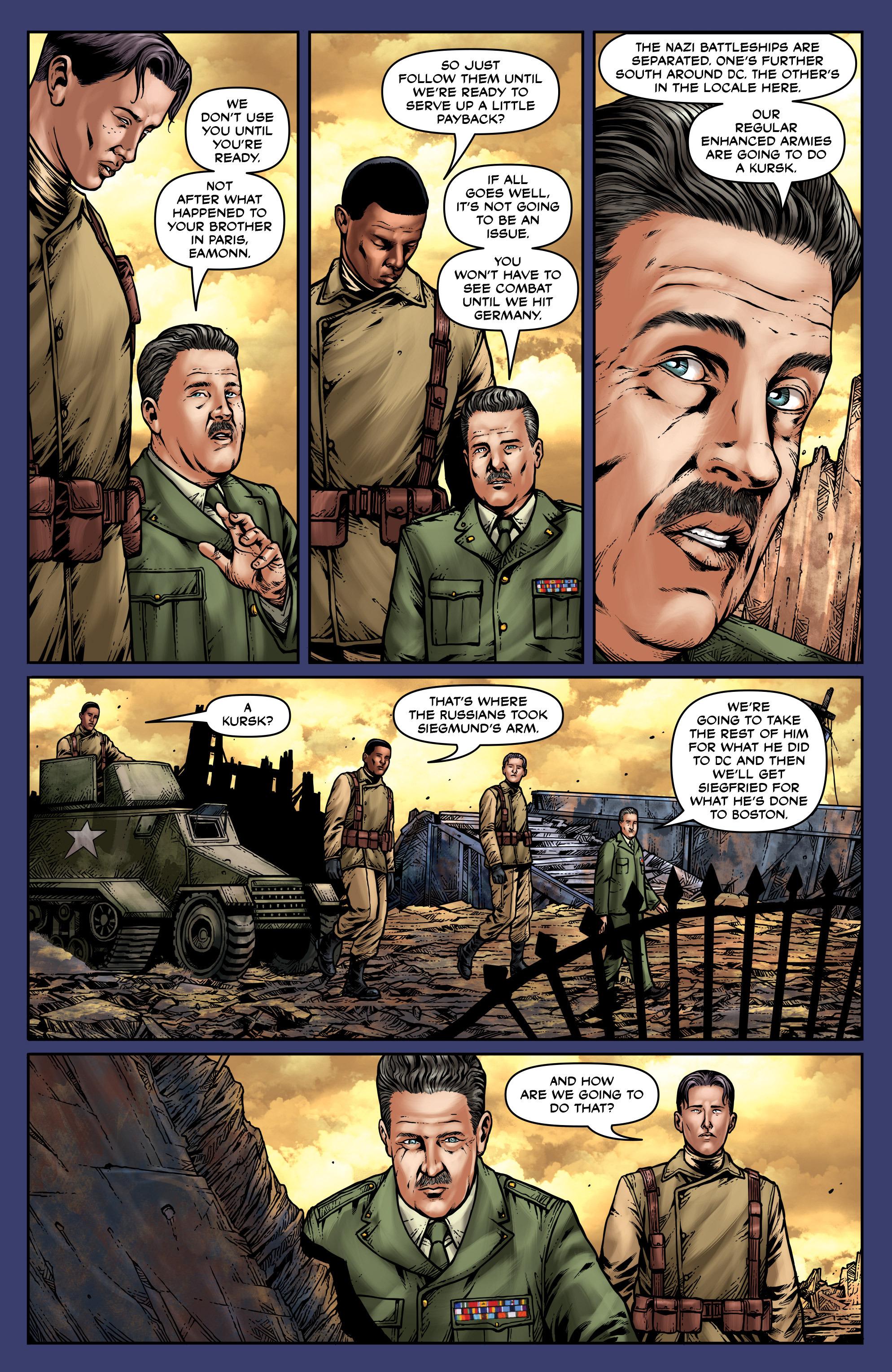 Read online Uber: Invasion comic -  Issue #2 - 23