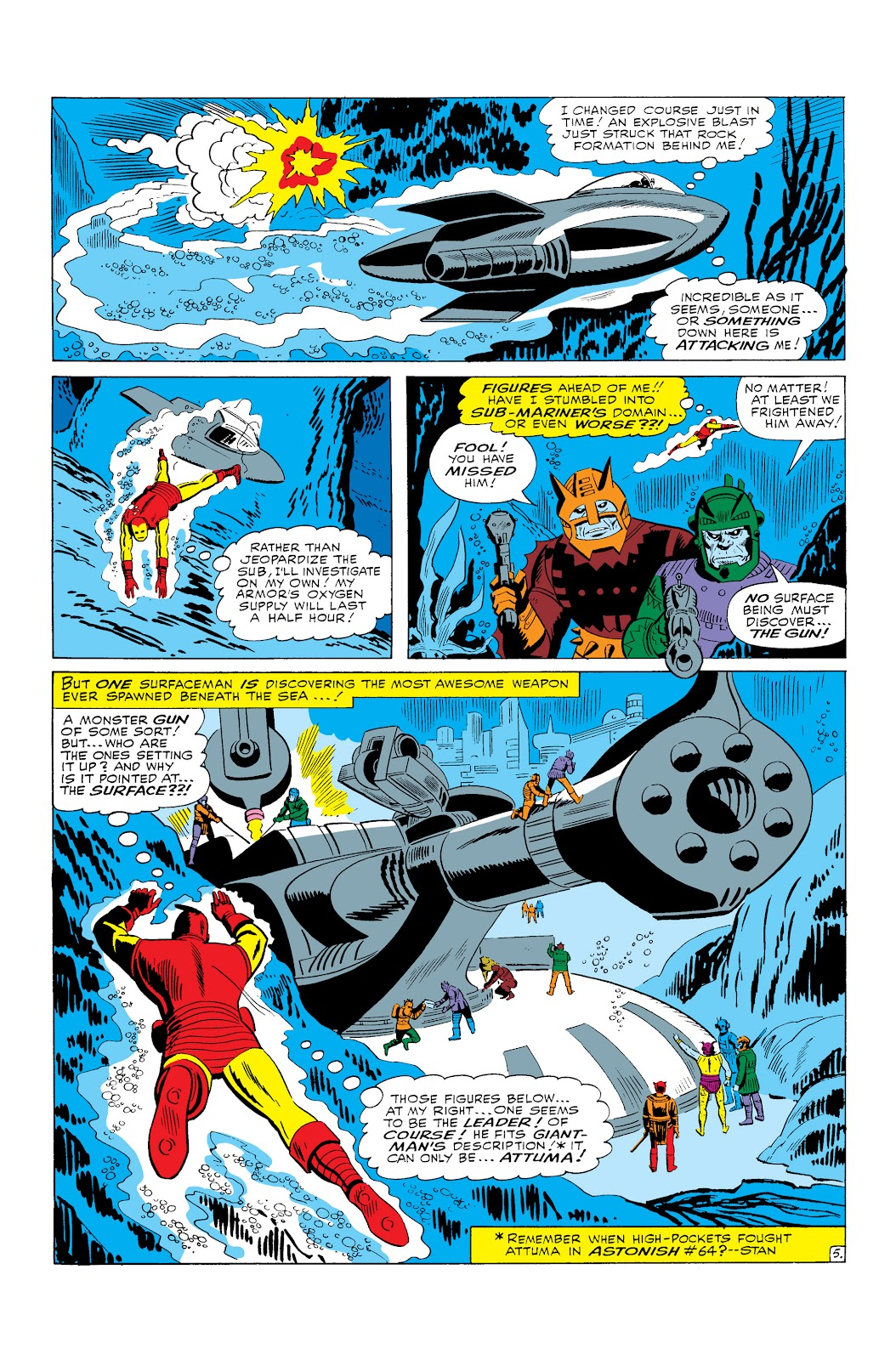 Tales of Suspense (1959) issue 66 - Page 6
