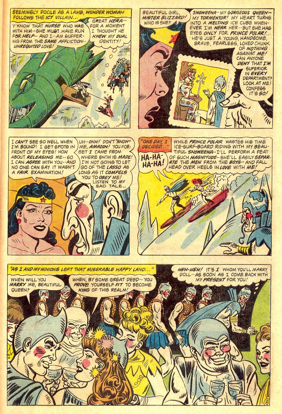 Read online Wonder Woman (1942) comic -  Issue #162 - 29