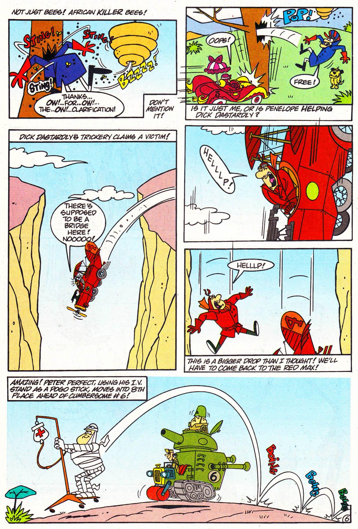 Read online Hanna-Barbera Presents comic -  Issue #2 - 23