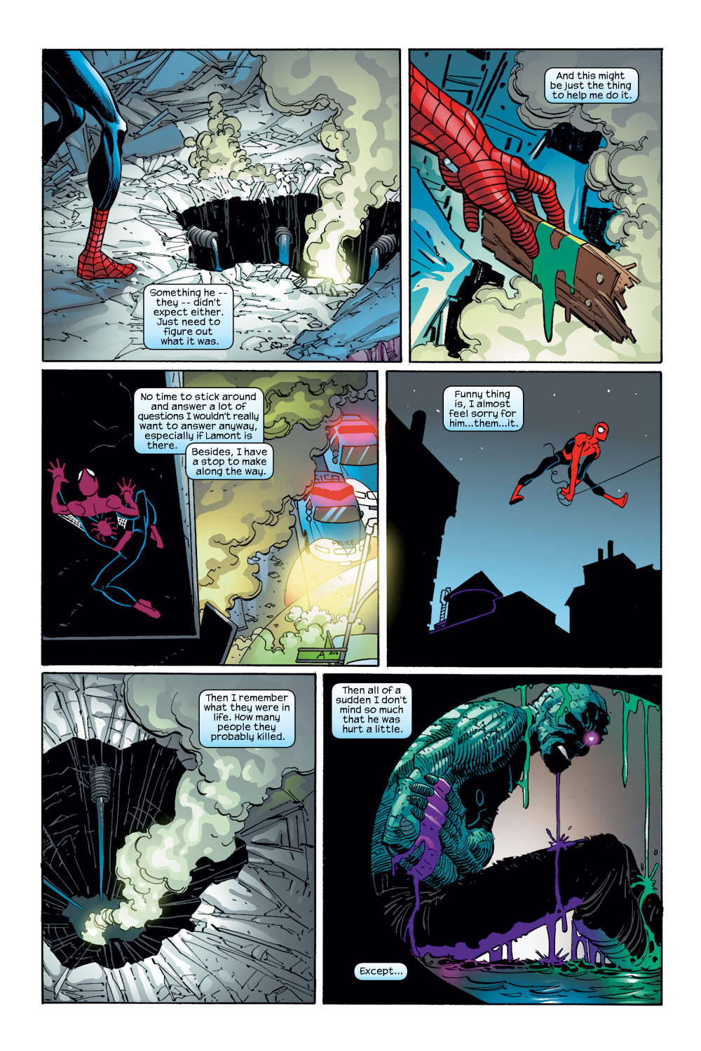 The Amazing Spider-Man (1999) 53 Page 18