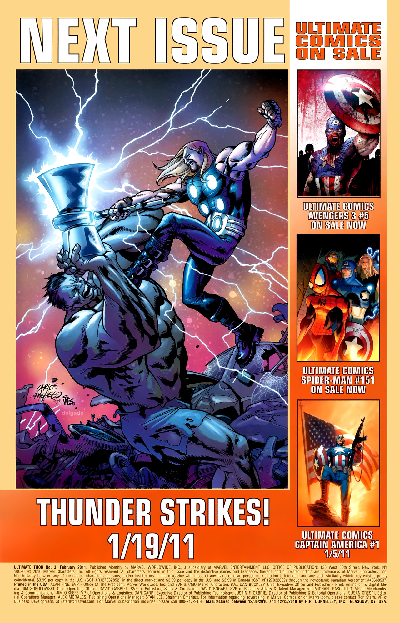 Read online Ultimate Thor comic -  Issue #3 - 24
