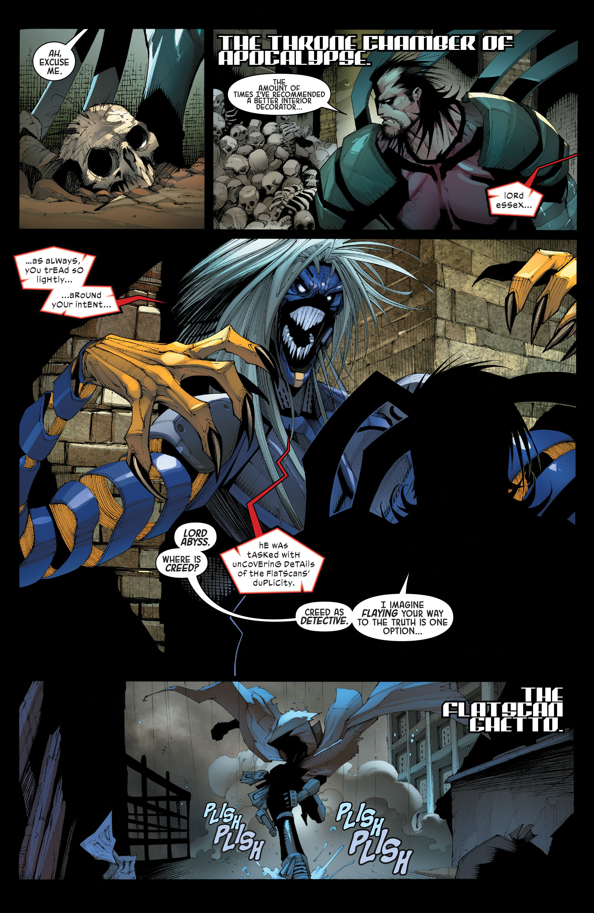 Read online Age of Apocalypse (2015) comic -  Issue #2 - 20