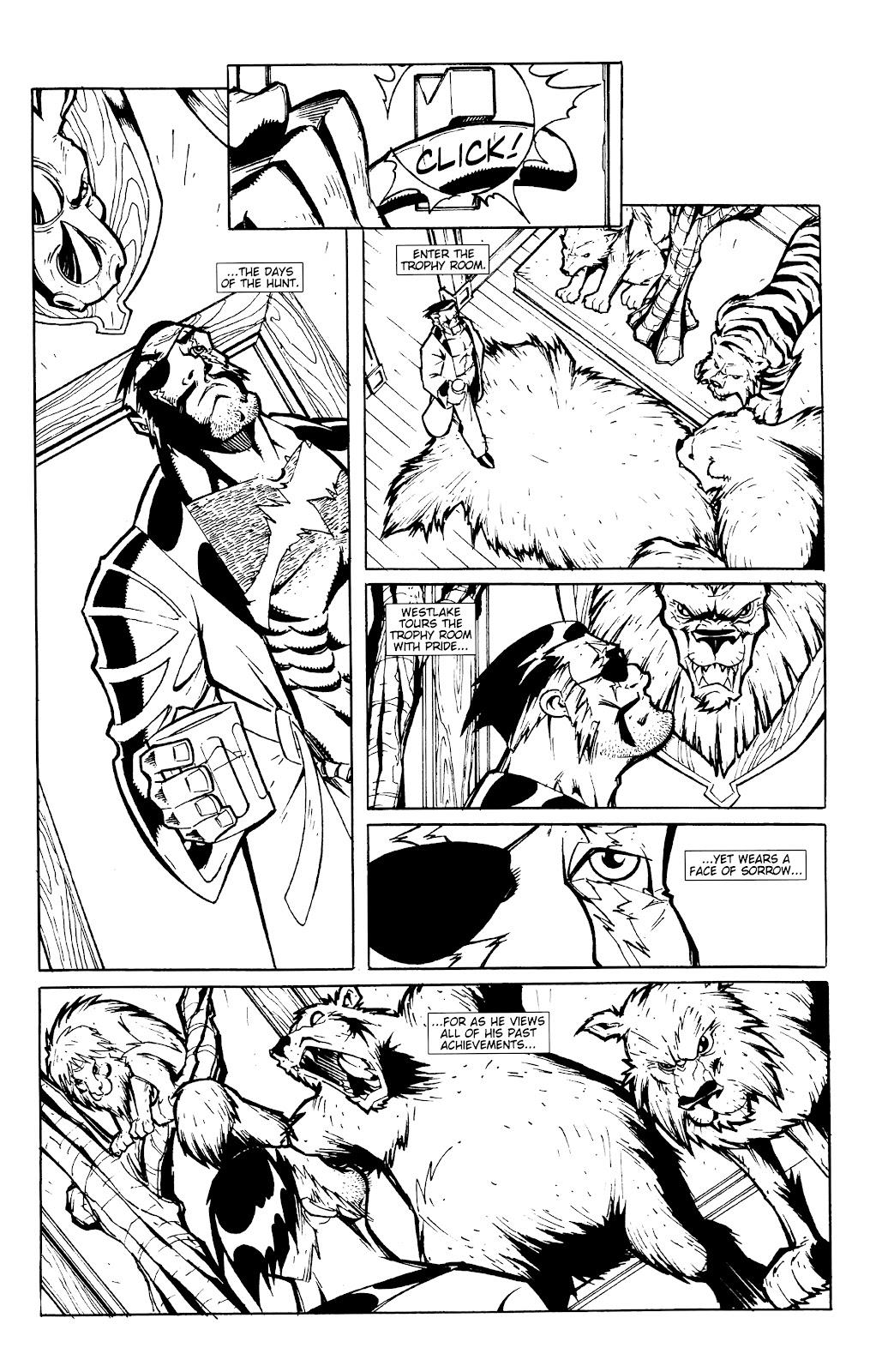 Warrior Nun Areala:  Dangerous Game Issue #1 #1 - English 4