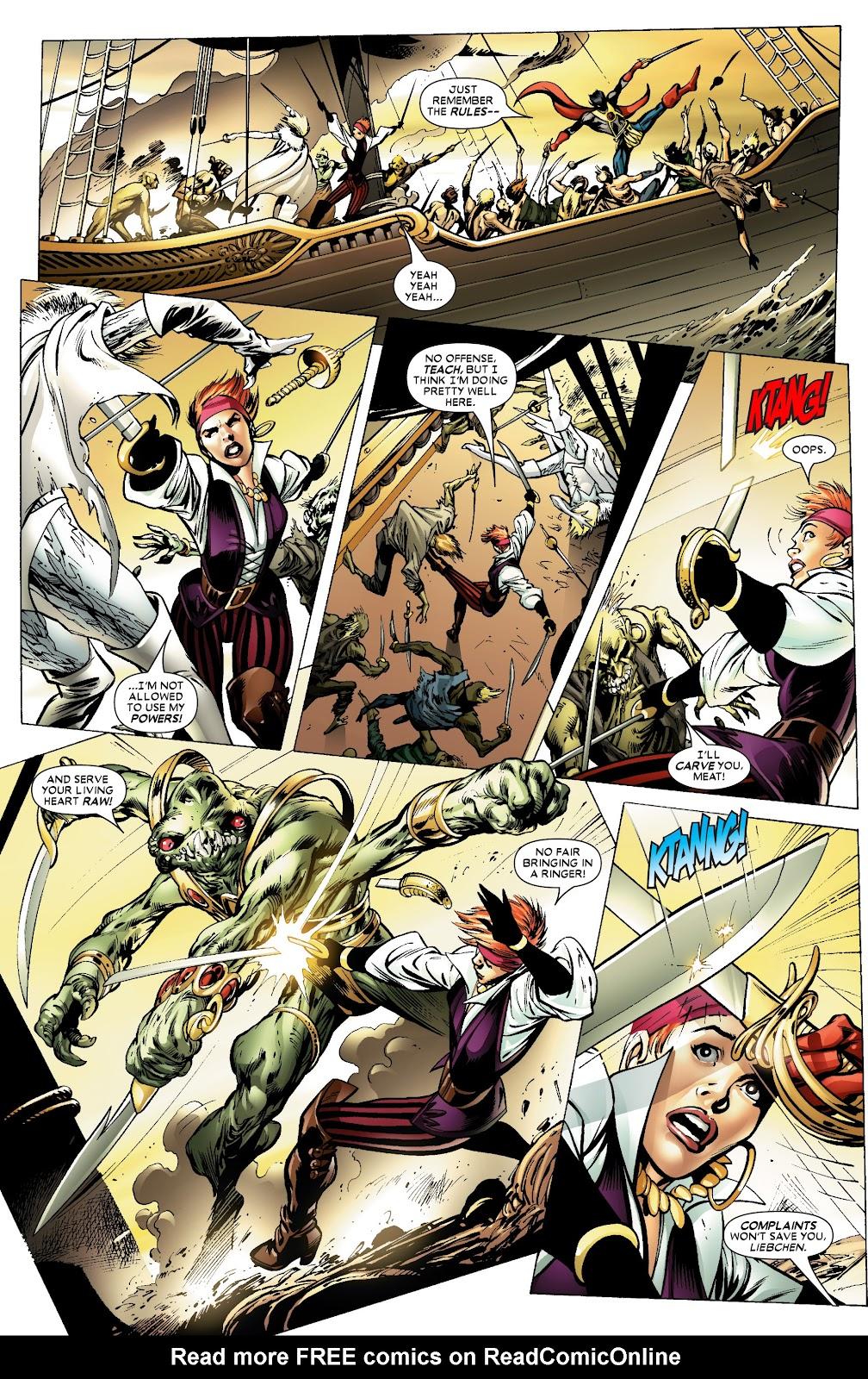 Uncanny X-Men (1963) issue 450 - Page 4