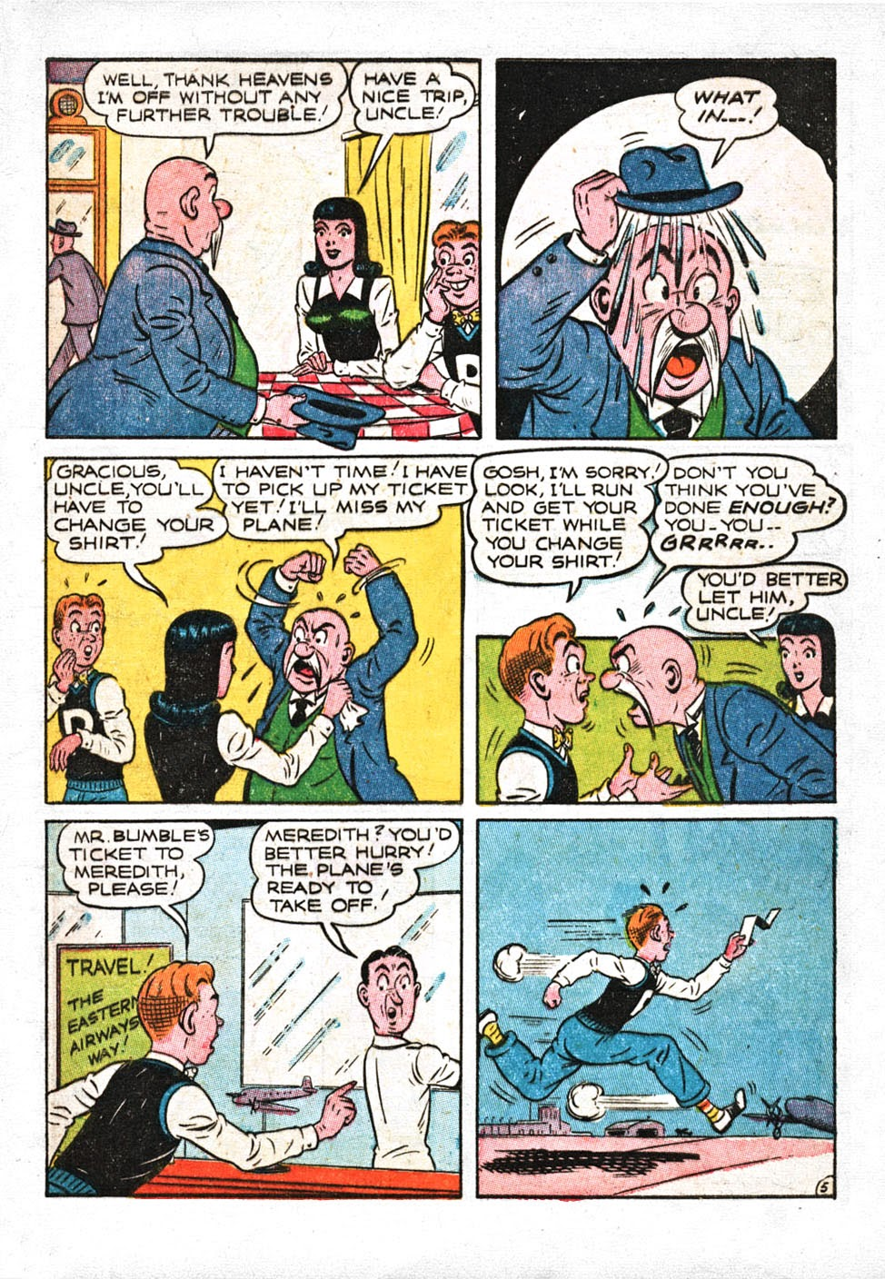 Archie Comics issue 029 - Page 7