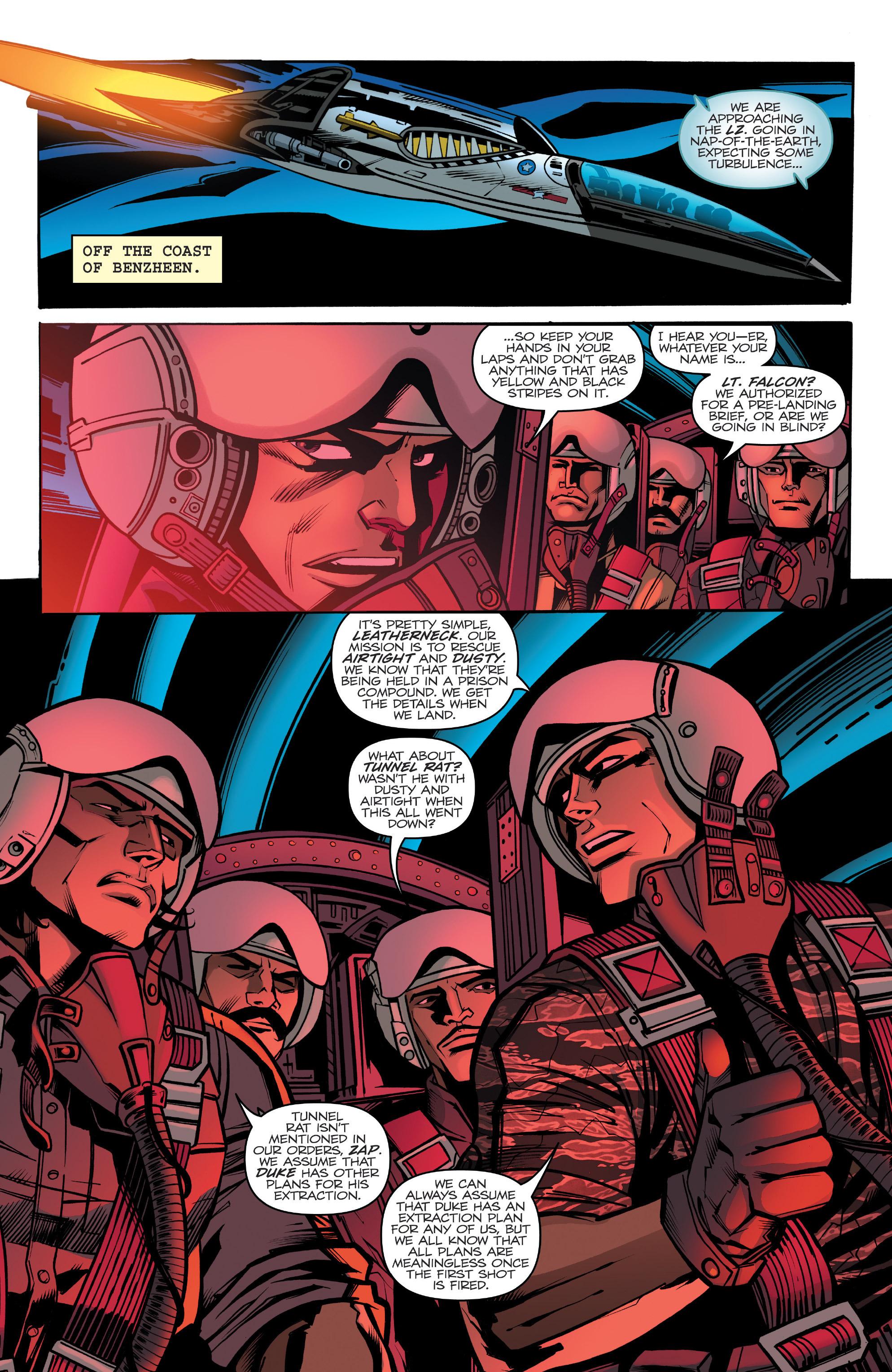 Read online G.I. Joe (2016) comic -  Issue #5 - 29